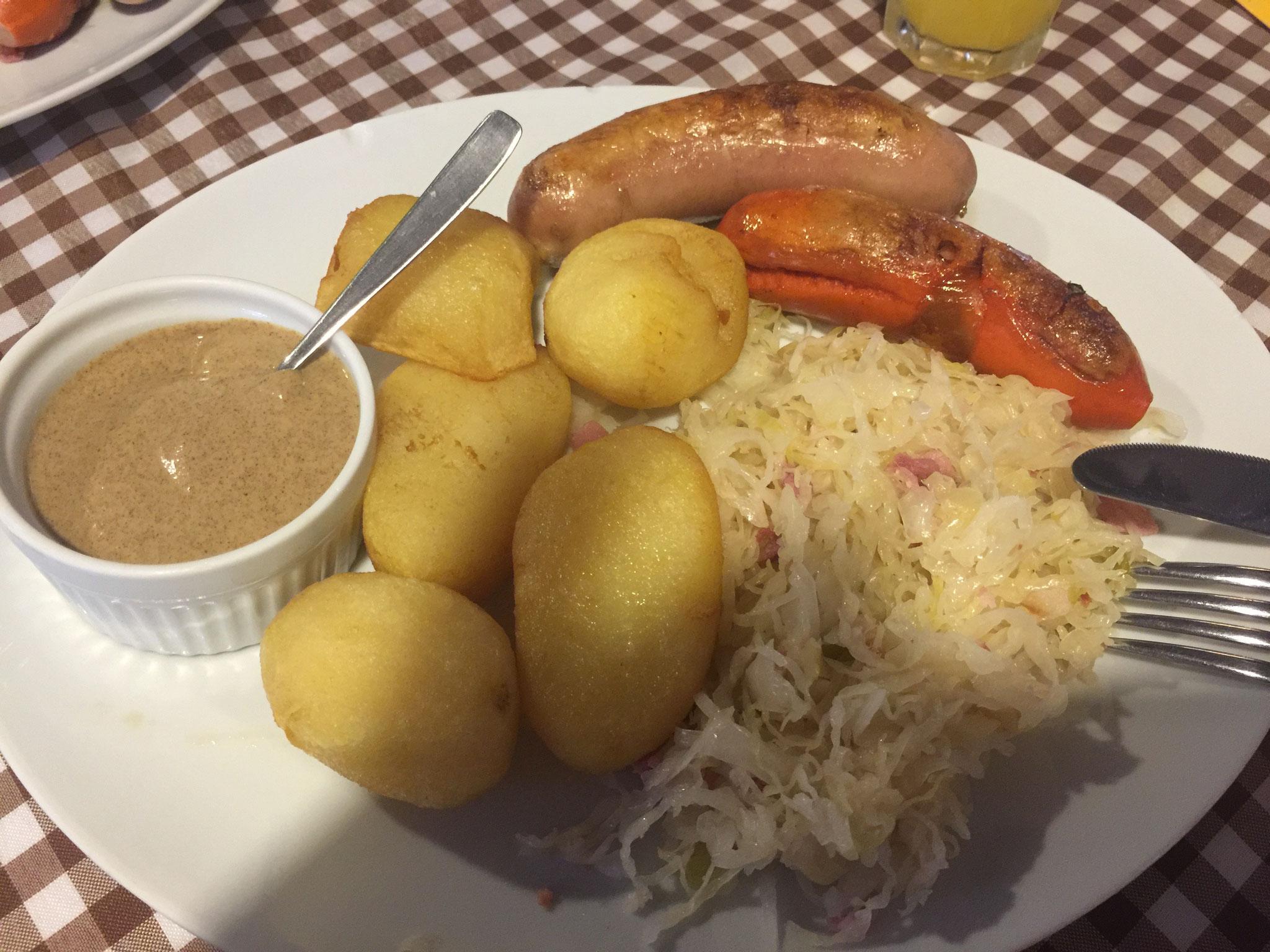 Sauerkraut!