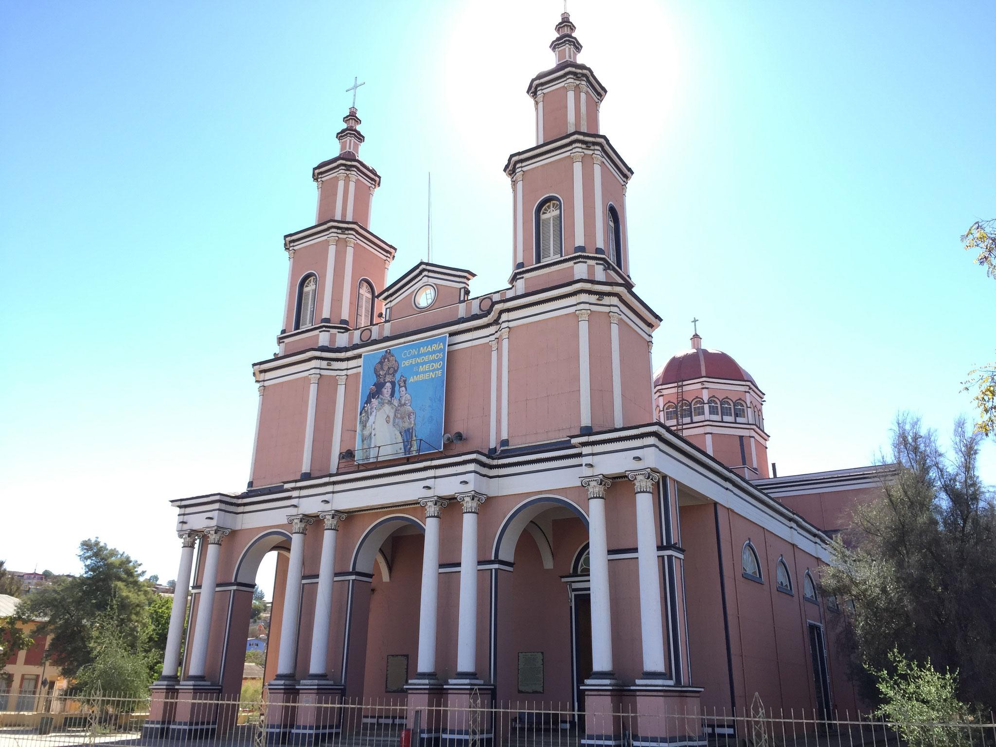 Basilika von Maitencillo