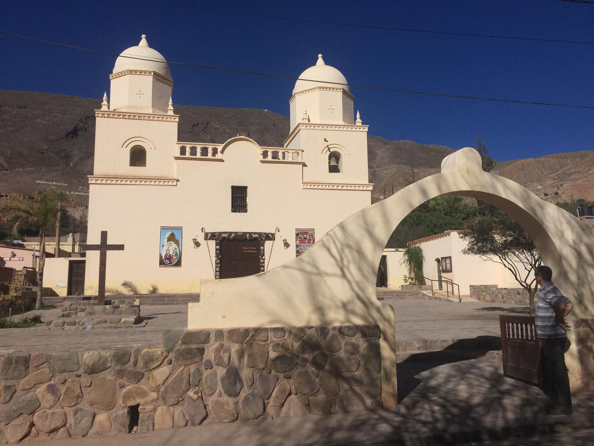 Kirche Tilgara