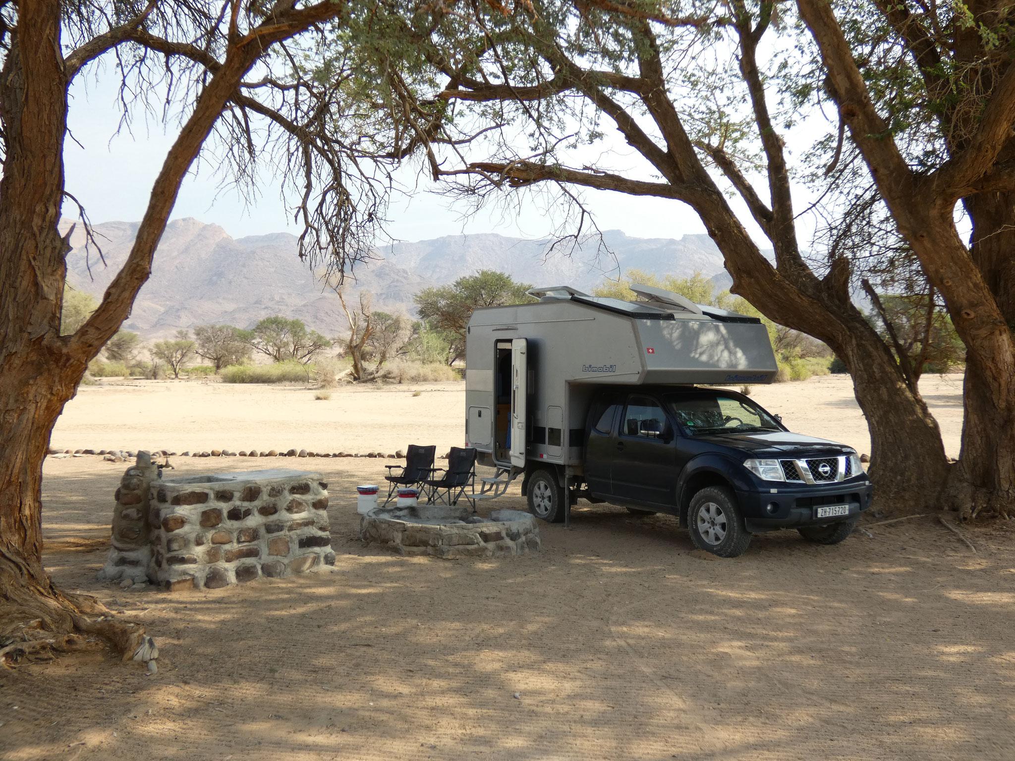 Brandberg Camping