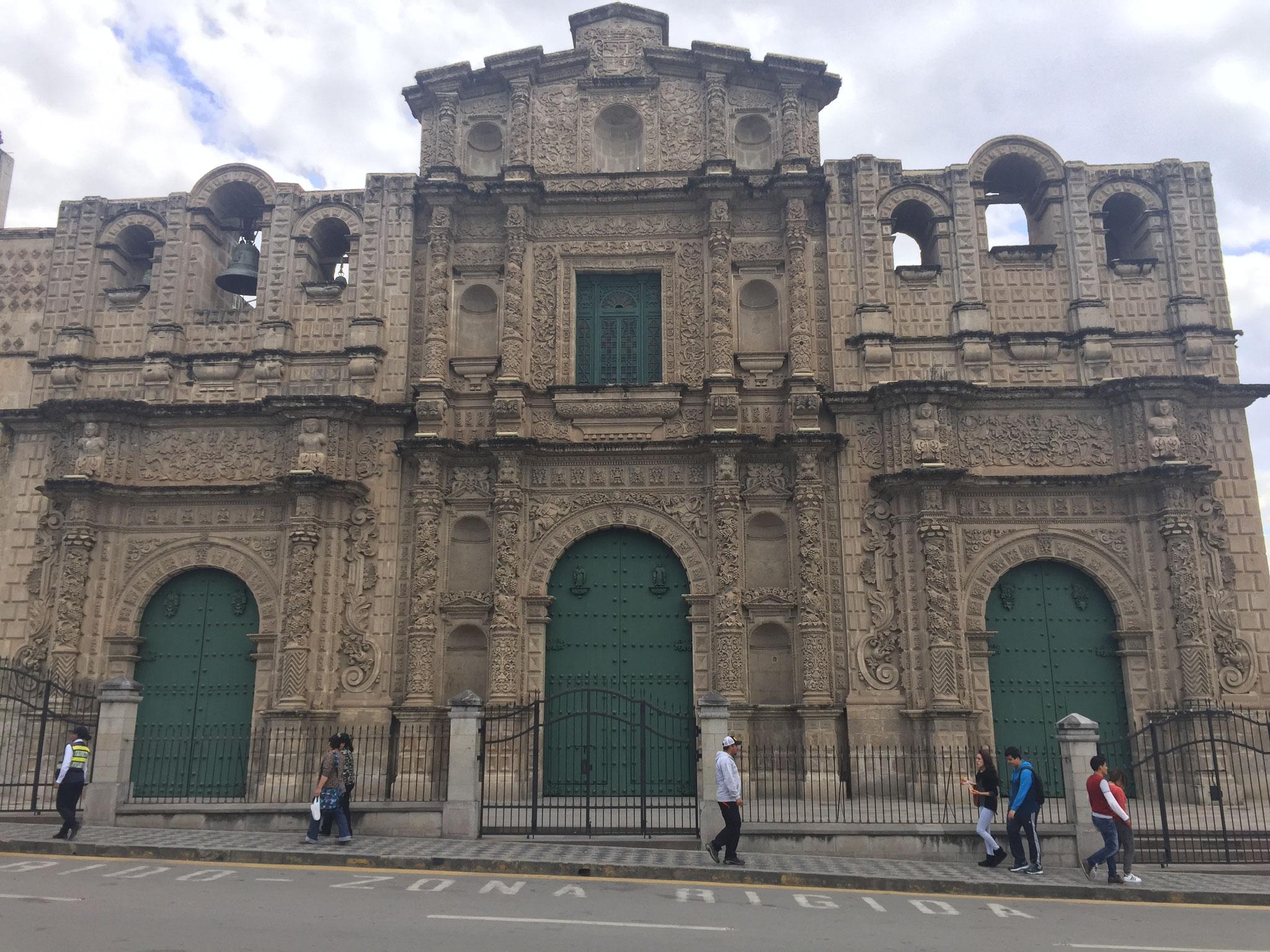 Kathedrale und .....