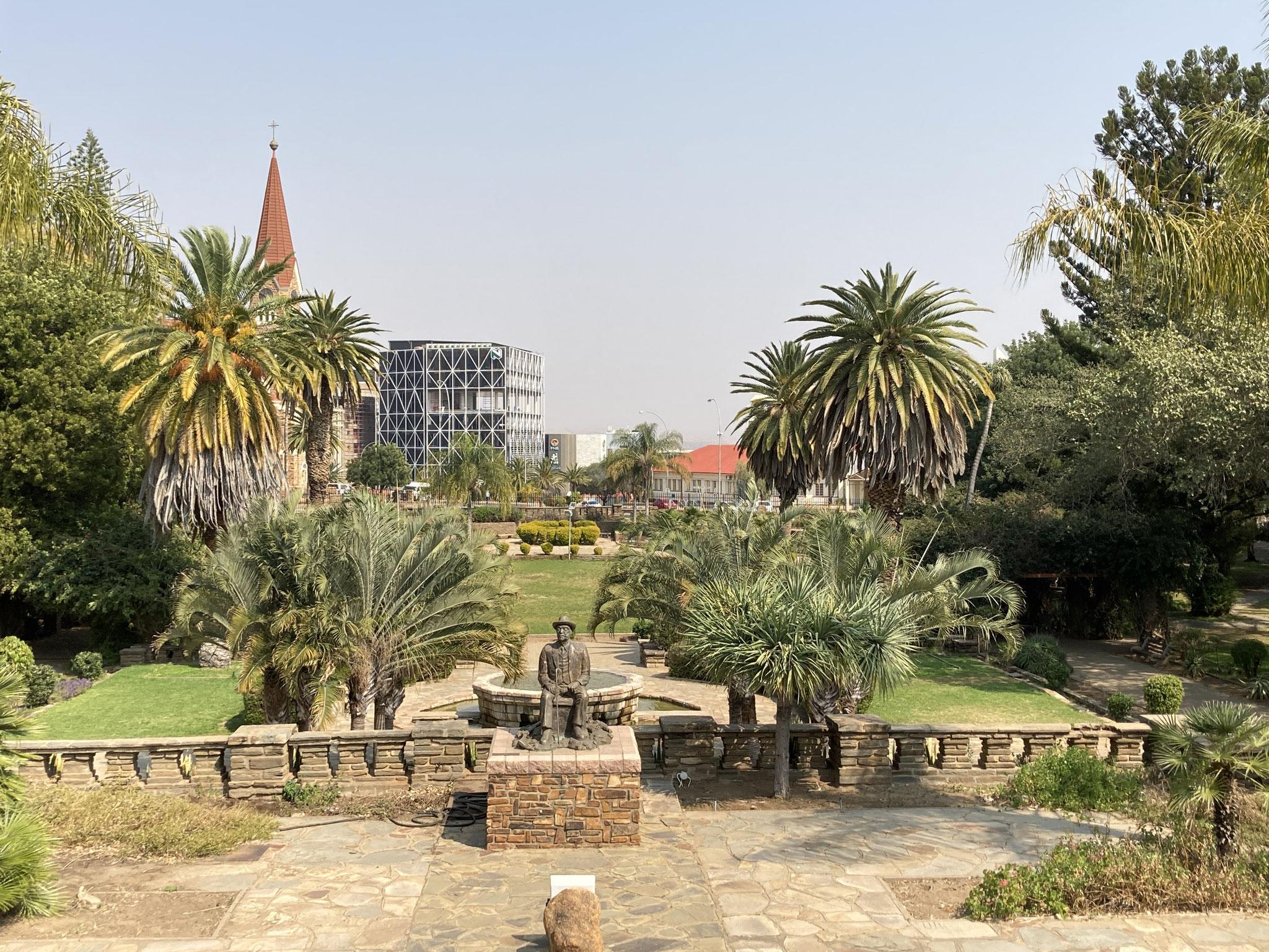 Parlamentsgarten