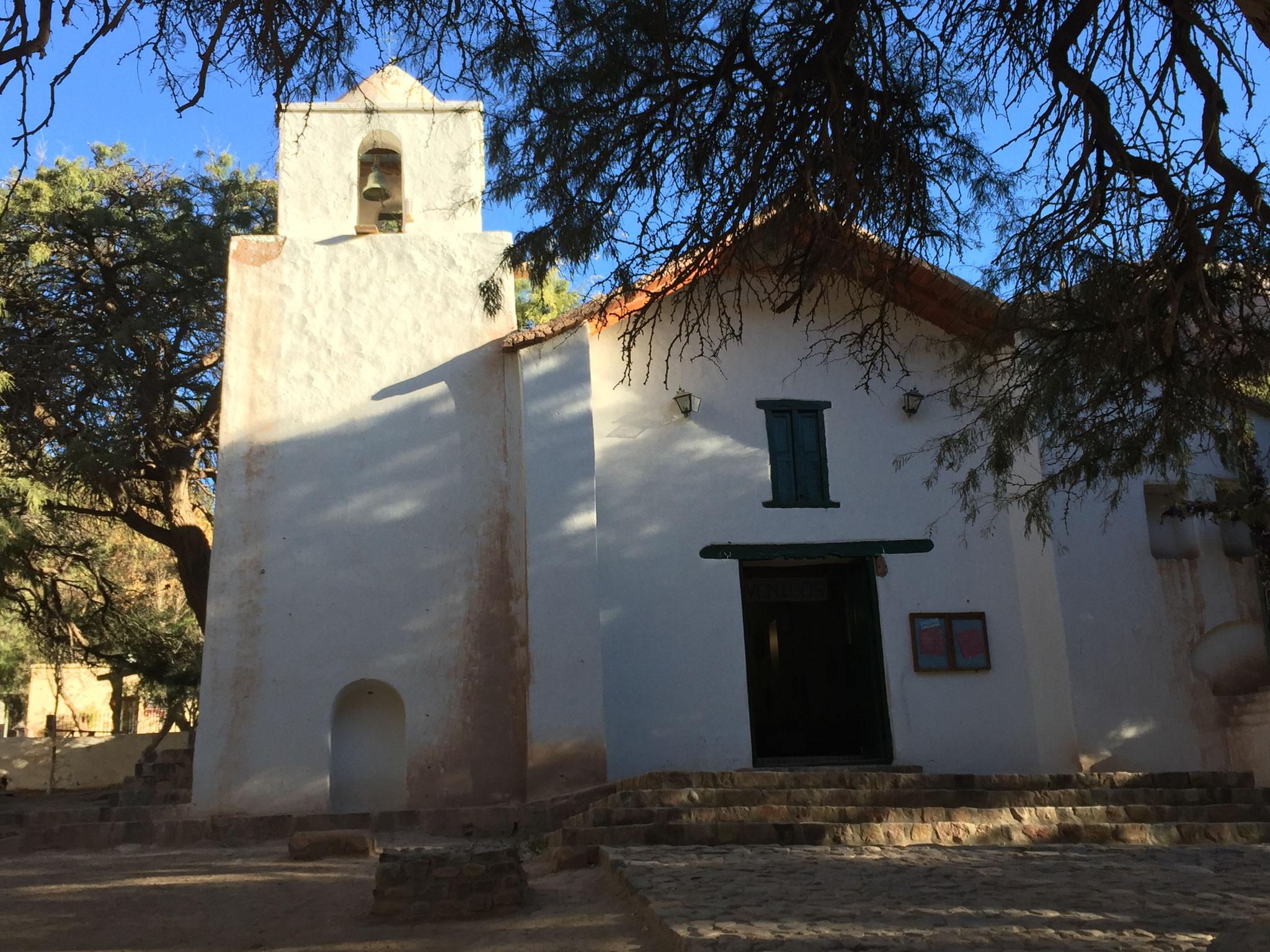 Kirche in Purmammarca