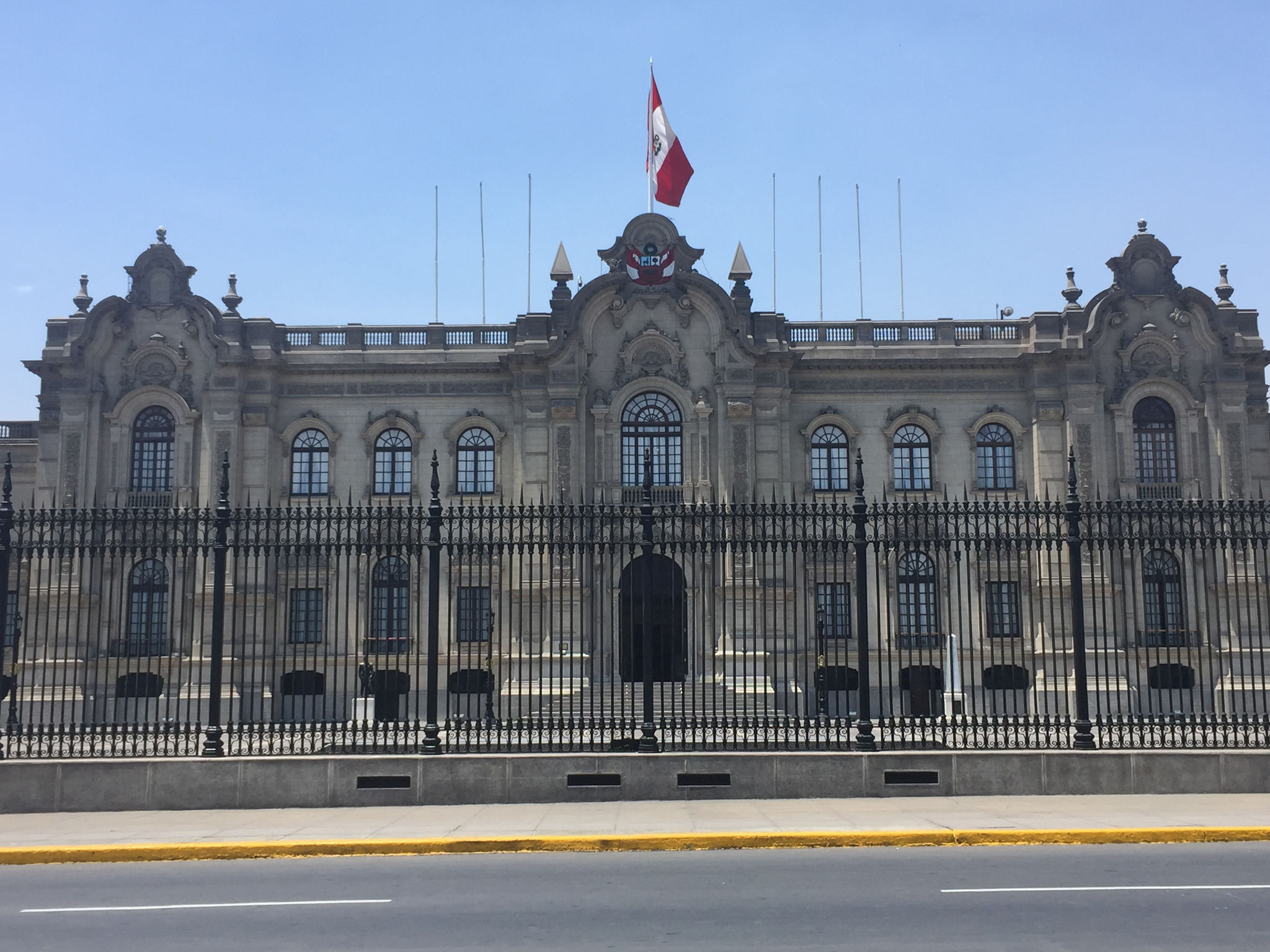 Wohnsitz des Präsidenten