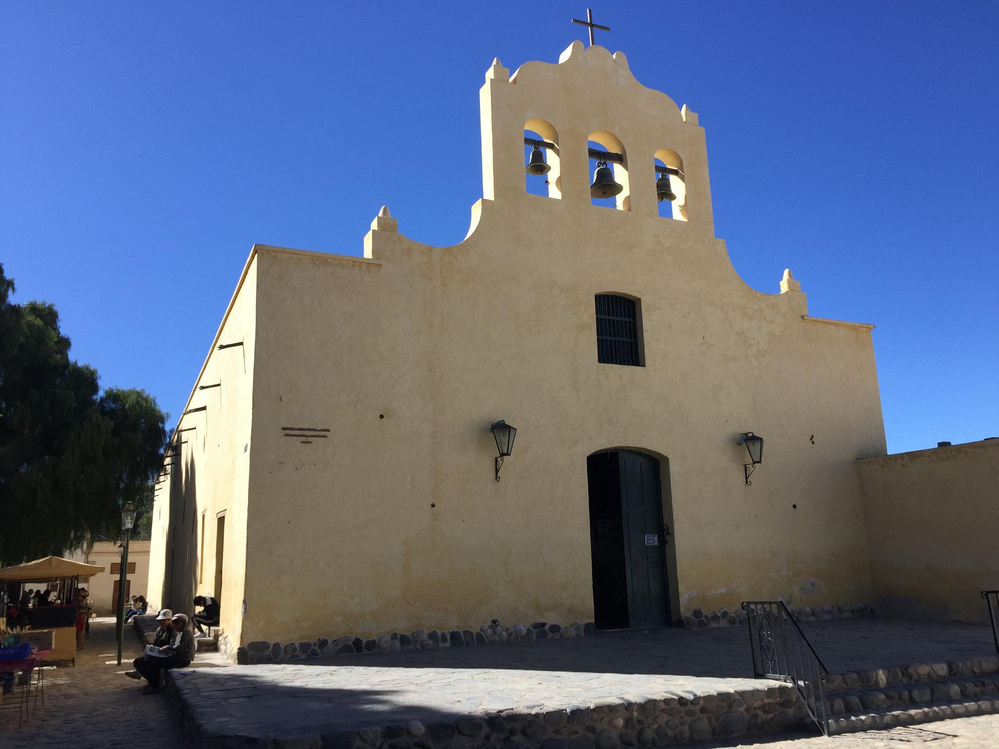 Kirche in Cache