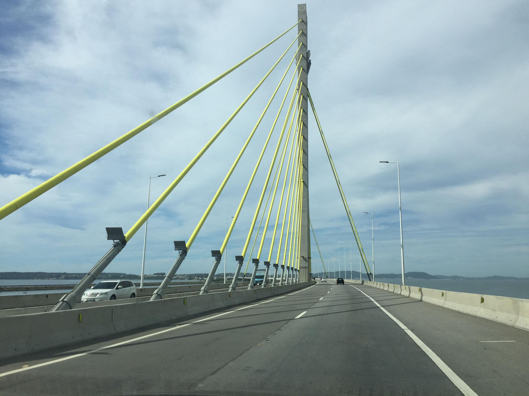 Brücke zu Laguna......