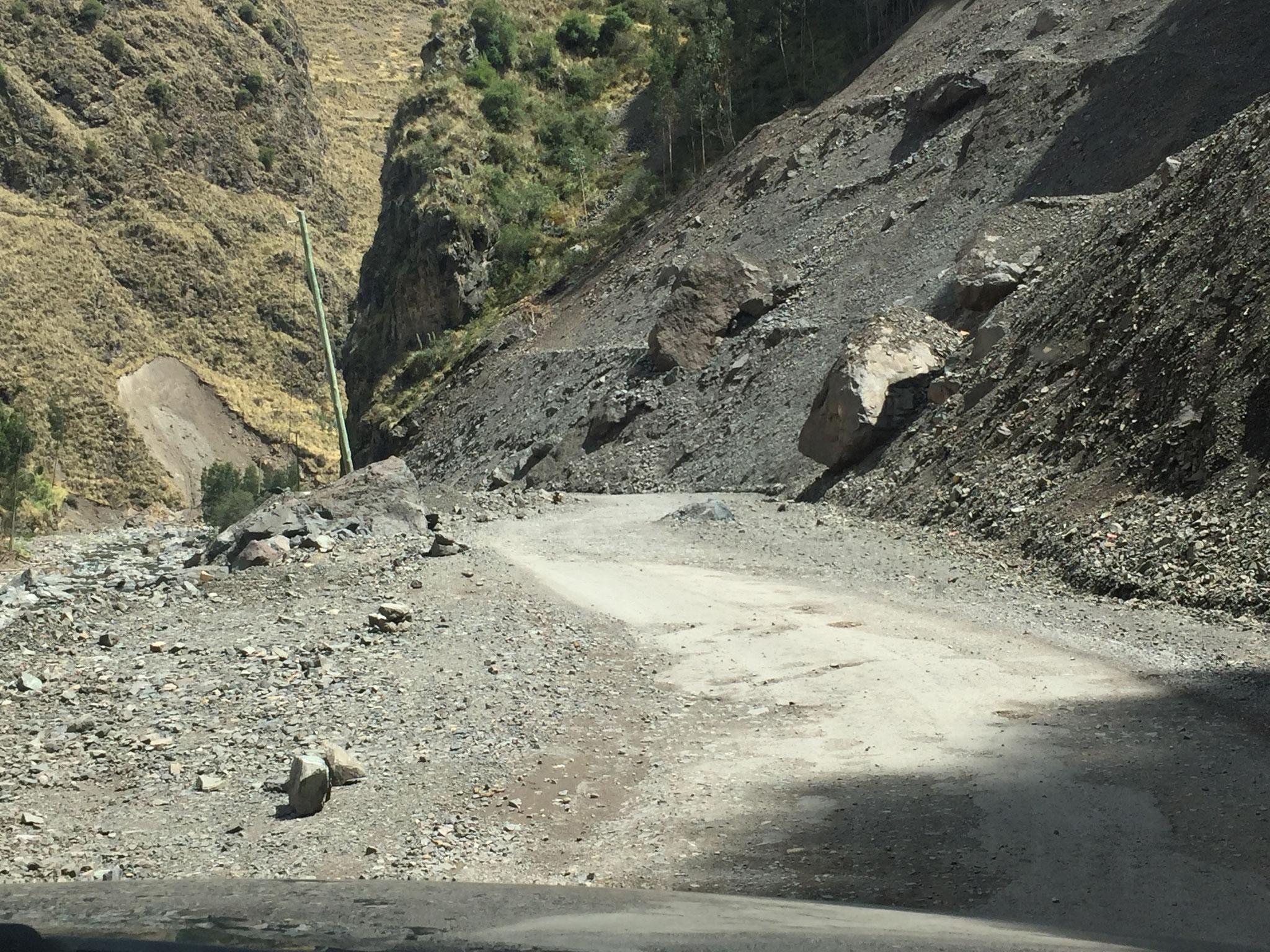 Detour nach Huancayo