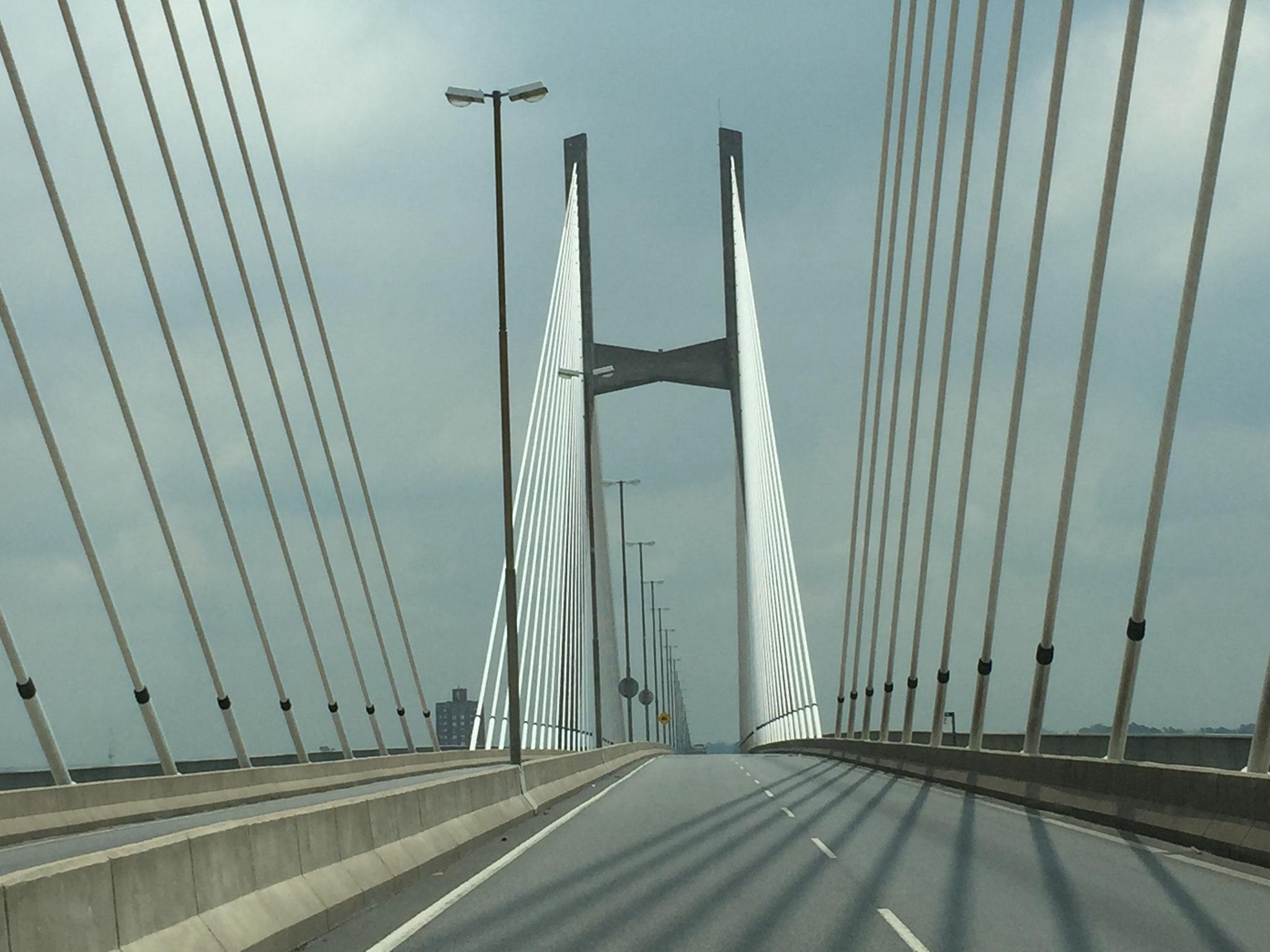 Brücke bei Rosario