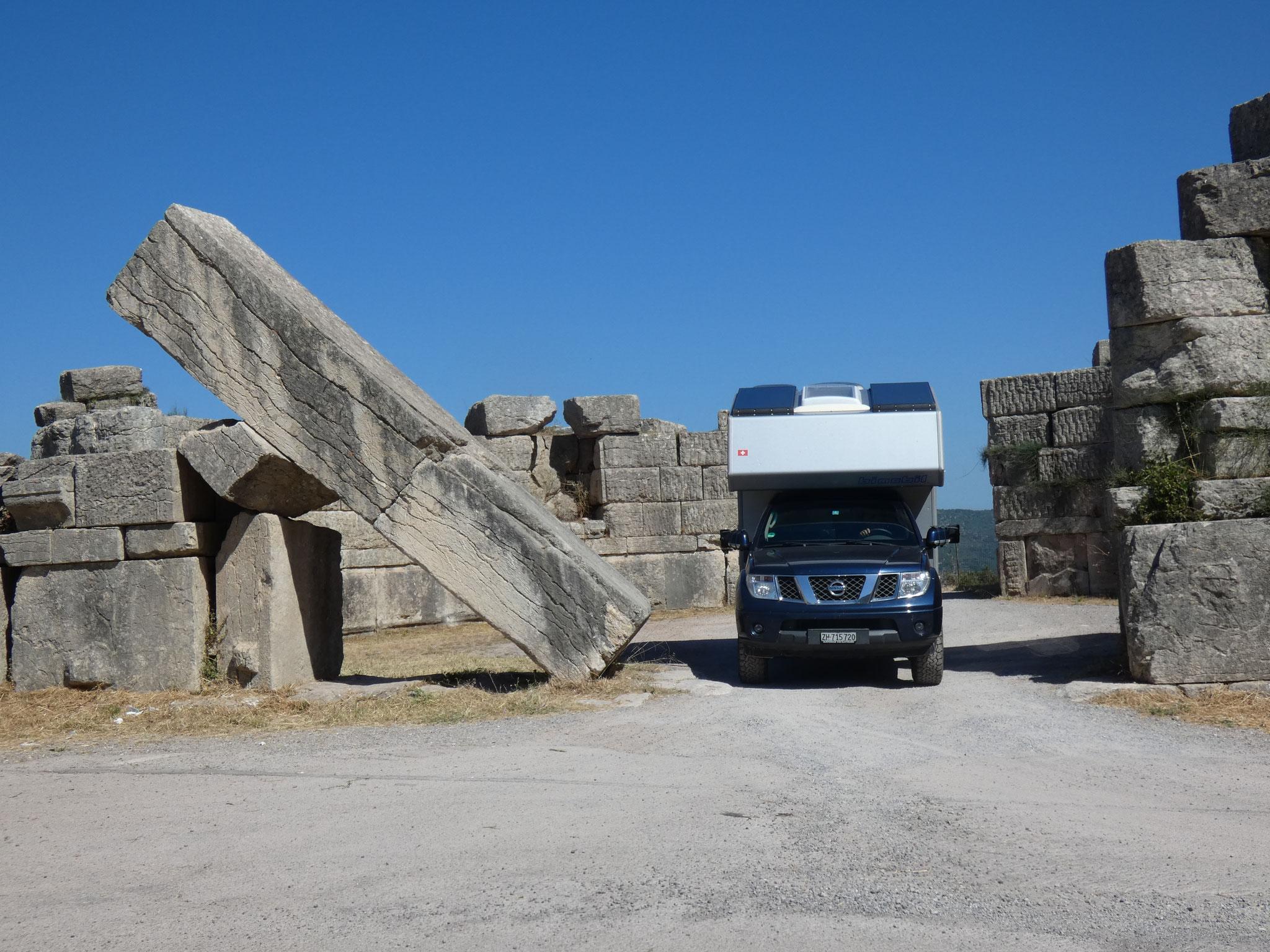 Arkadisches Tor von Messini