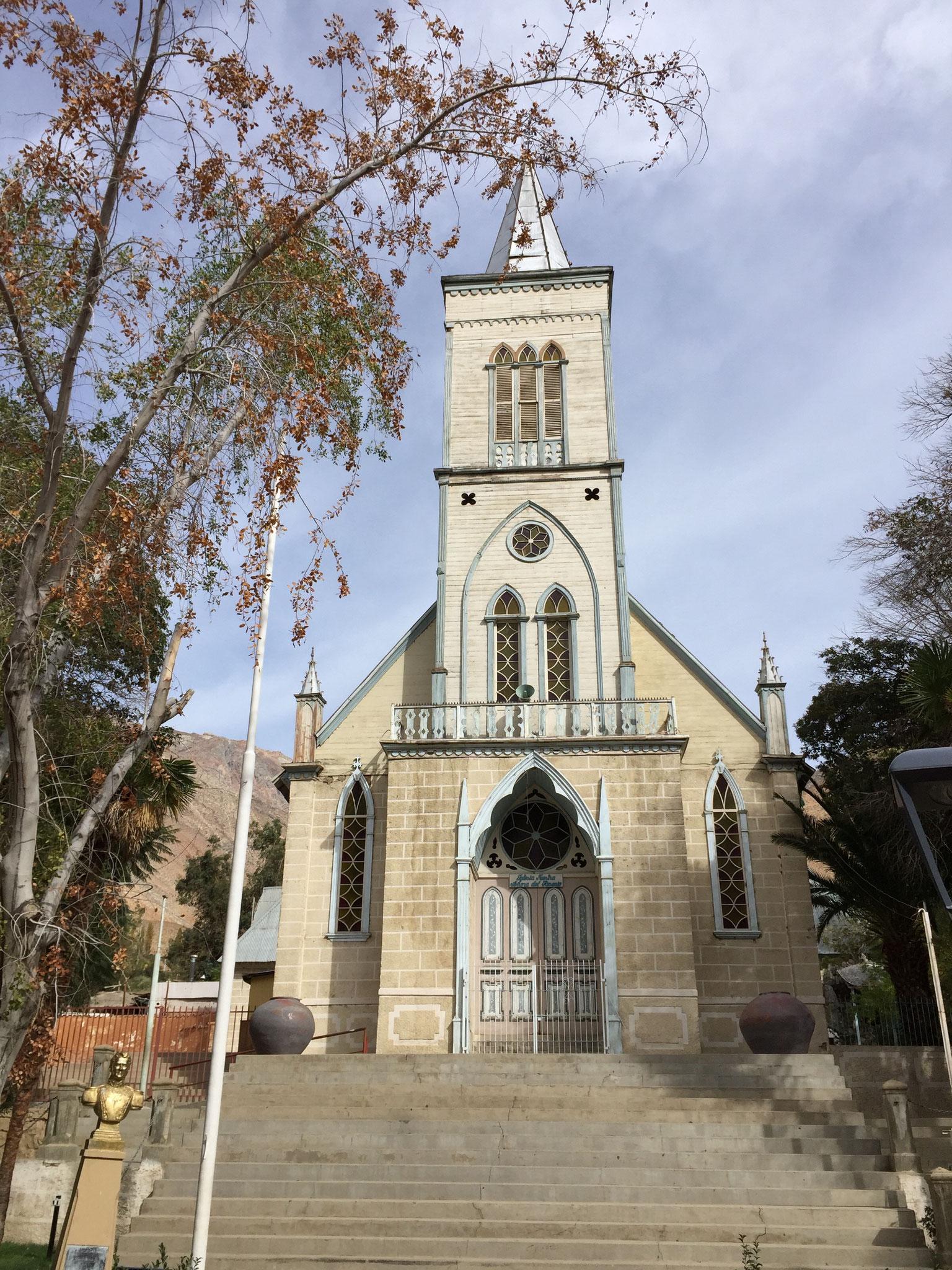 Kirche in Elqui
