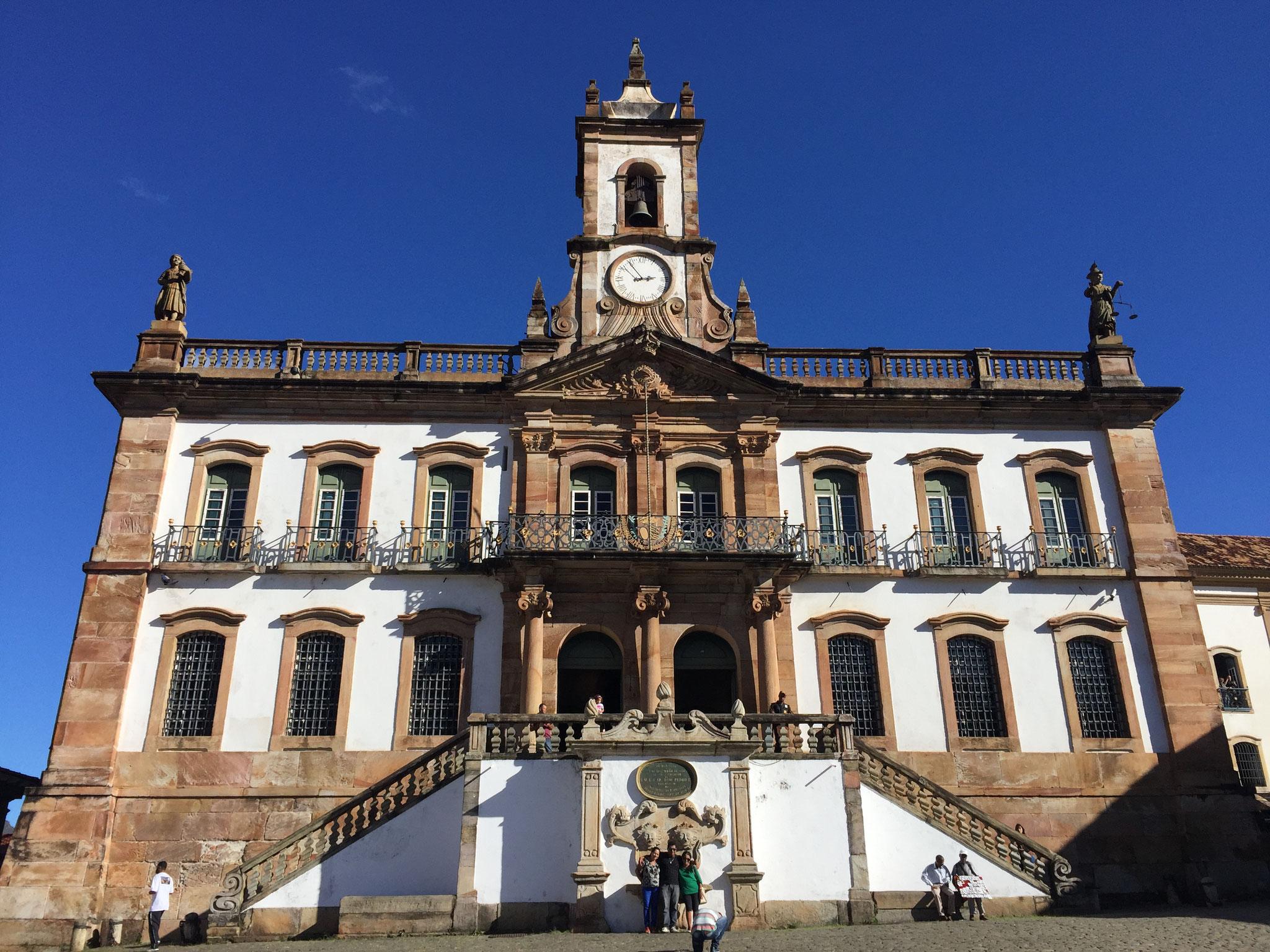 Ouro Prata, die barocke Stadt....