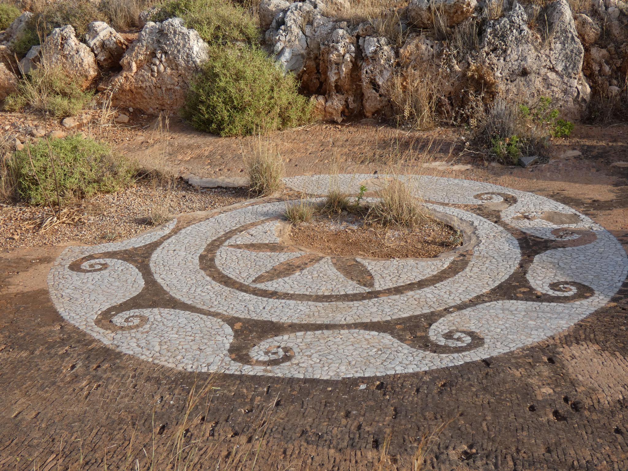 unterwegs Mosaike der Helenen