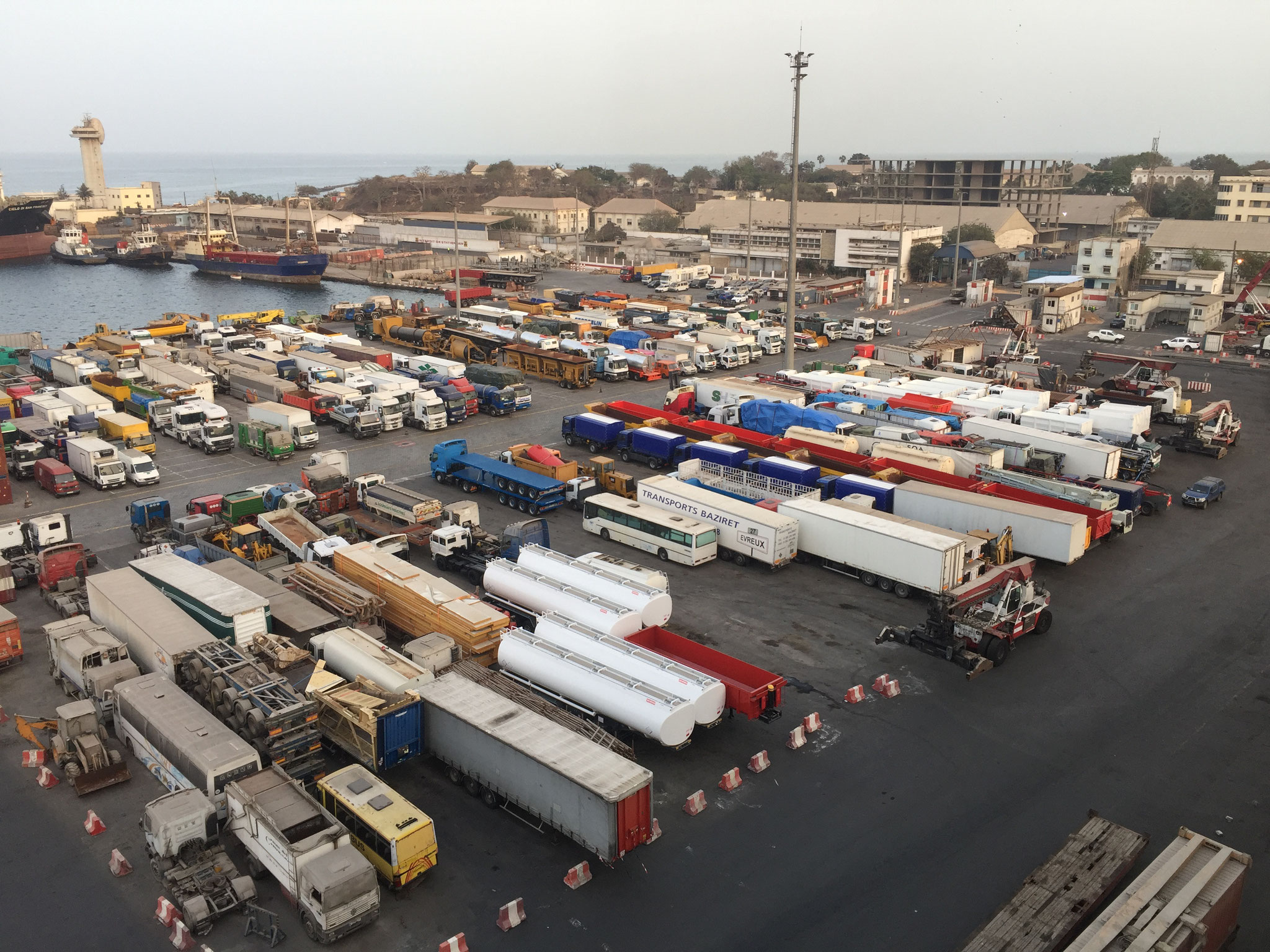 Dakar Hafen