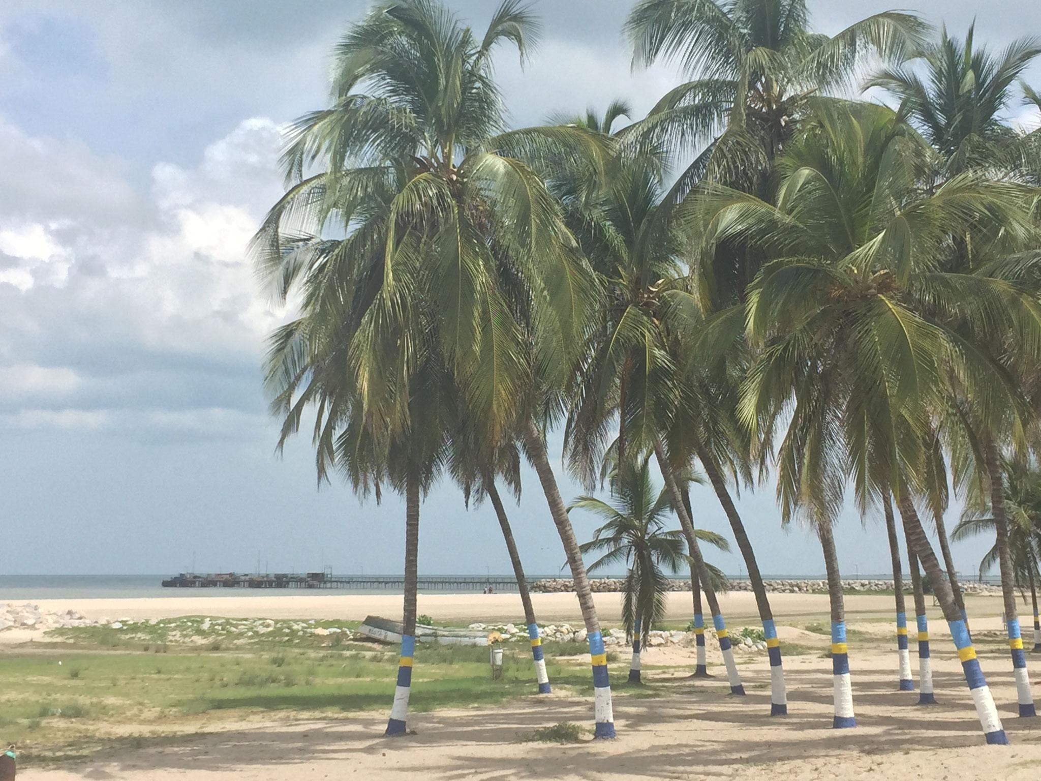 Beach in Riohacha und ......