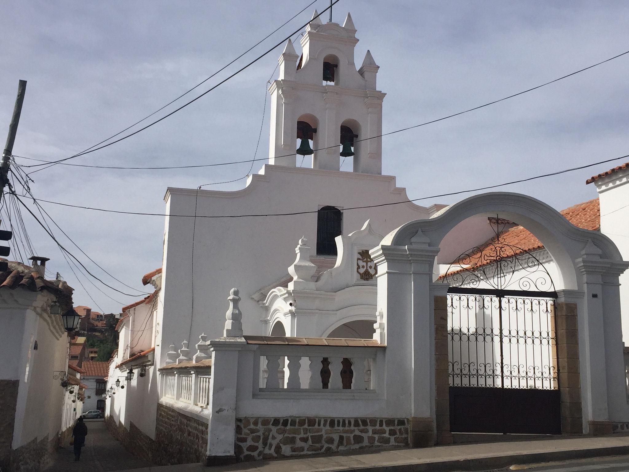 wunderschöne Häuser und Kirchen