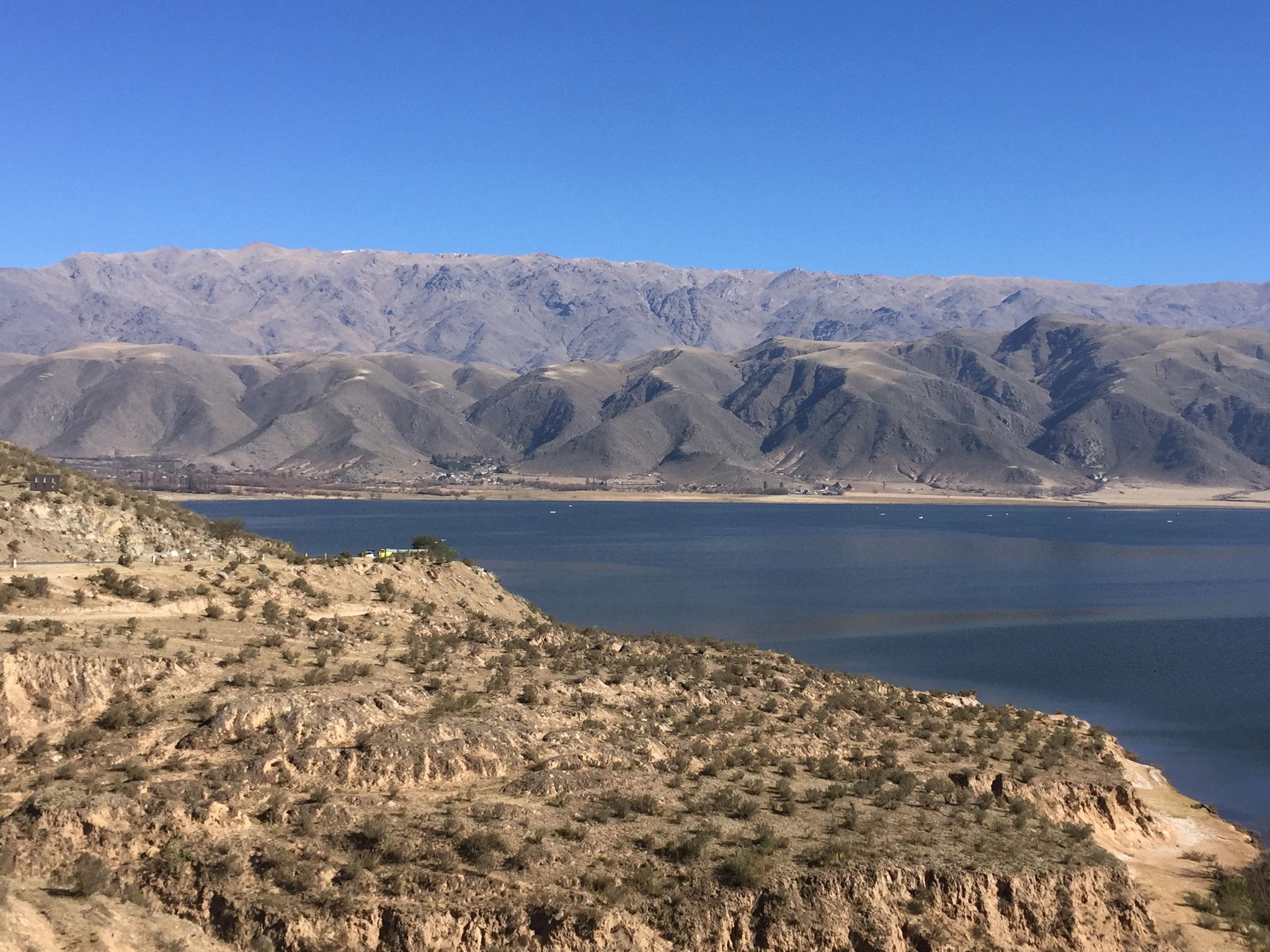 Lago del Valle...
