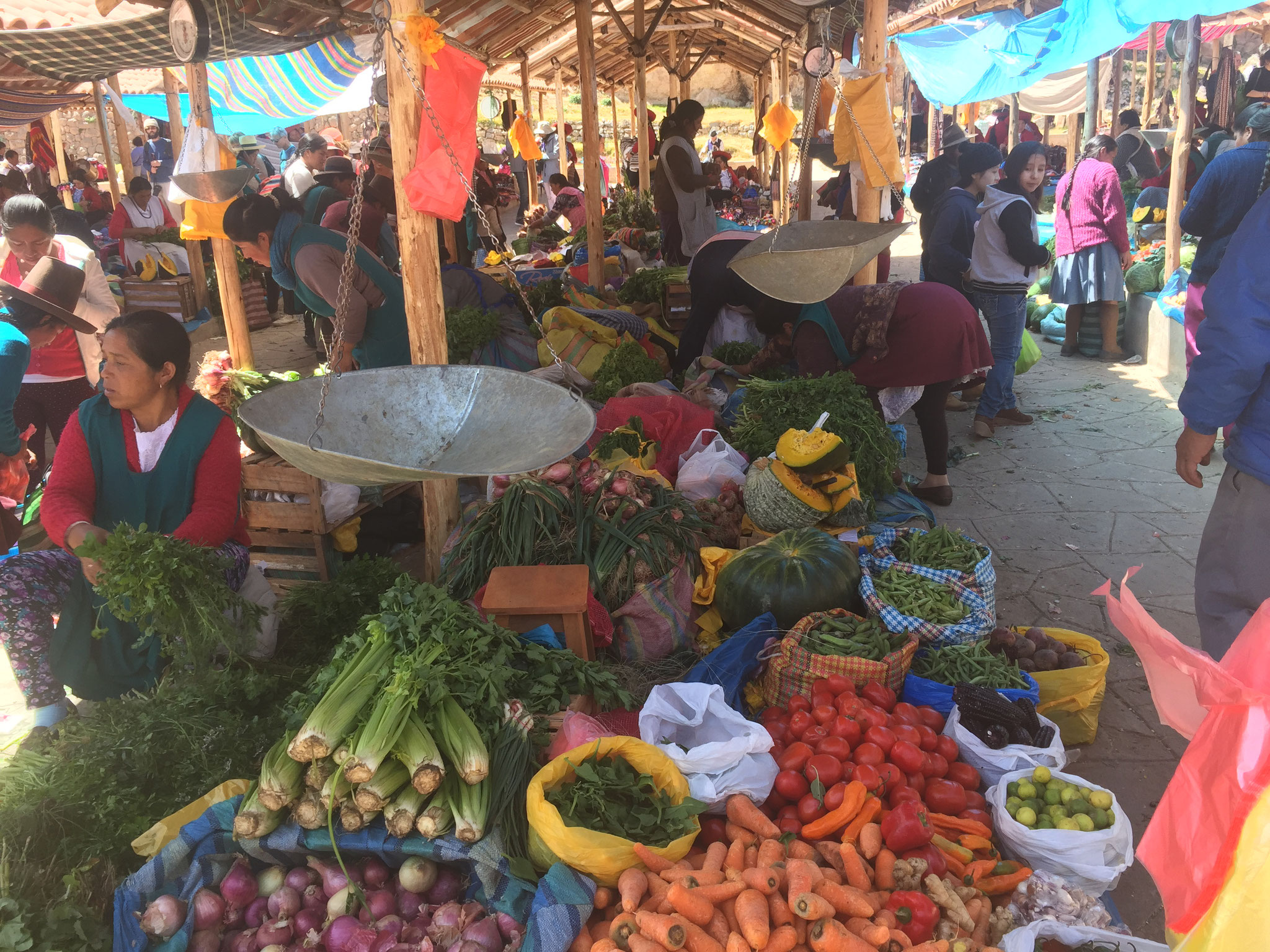 Markt in Chanchero