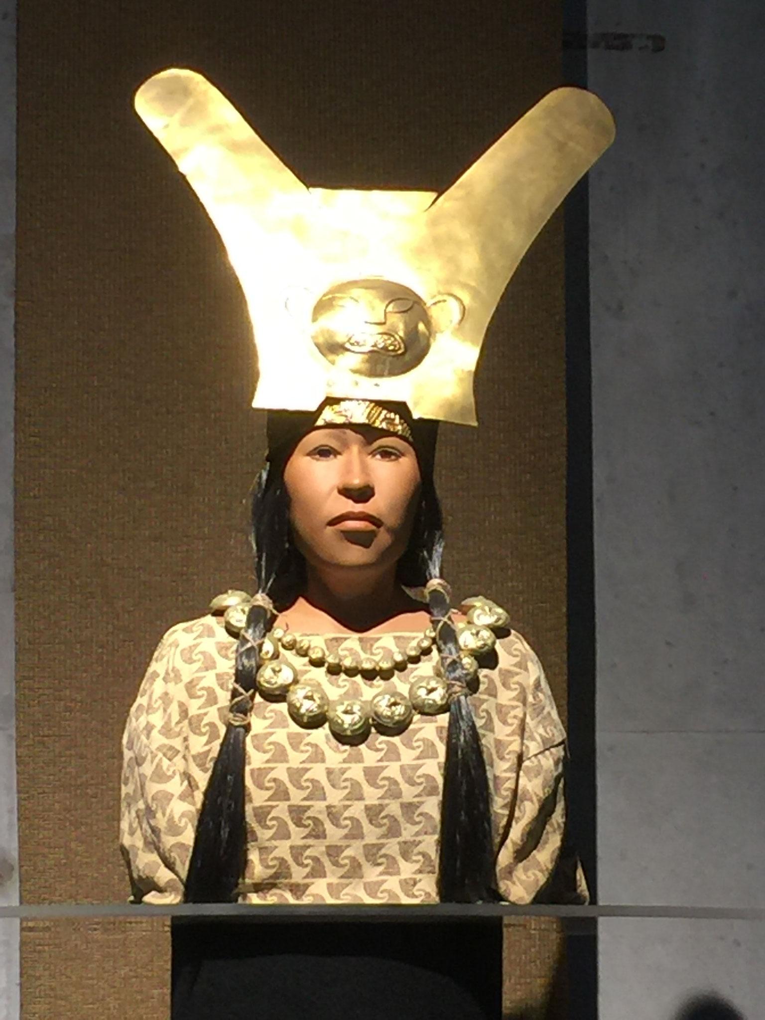 Grabstätte von Lady Sipan