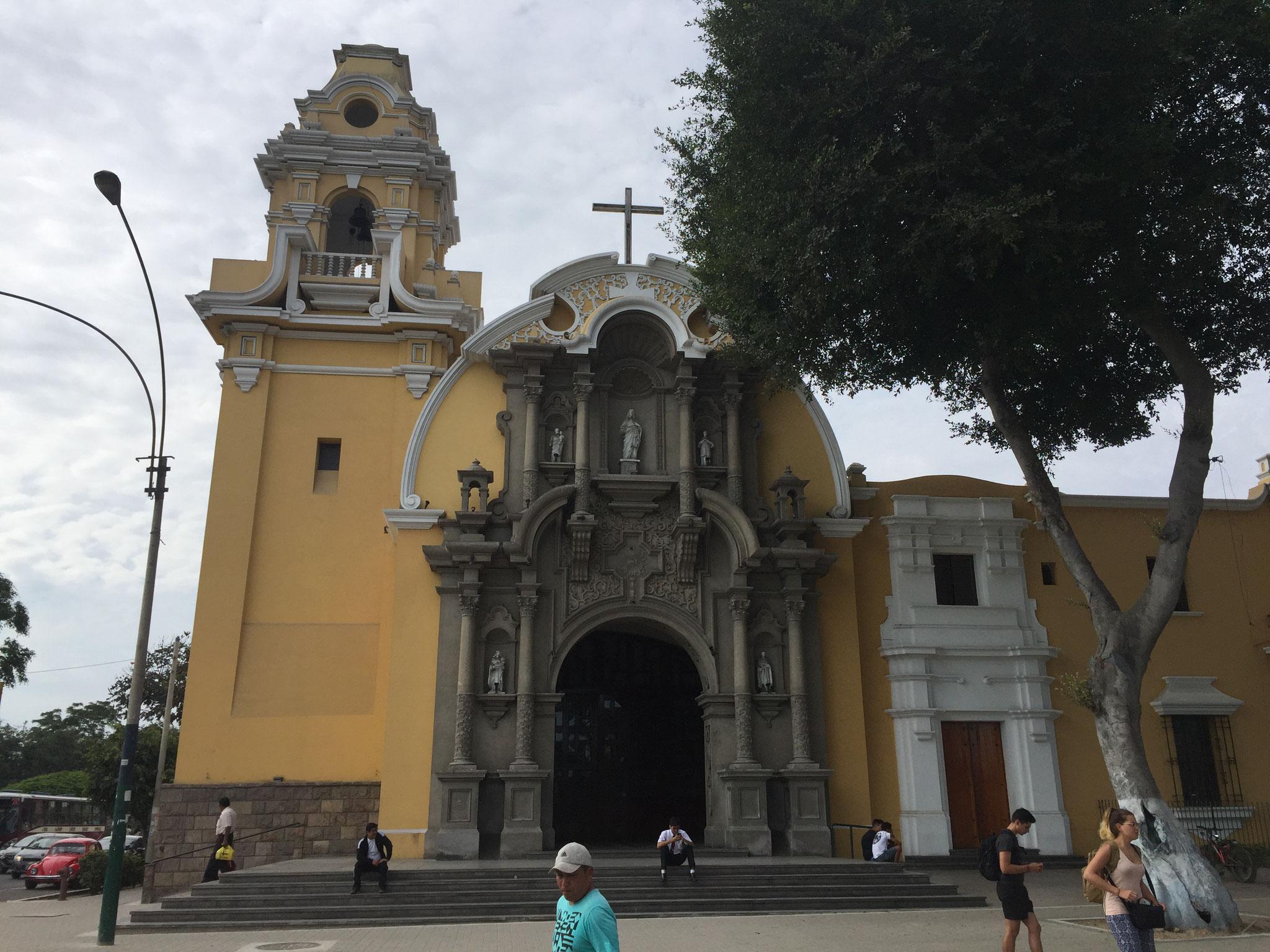 Lima, Barranca...