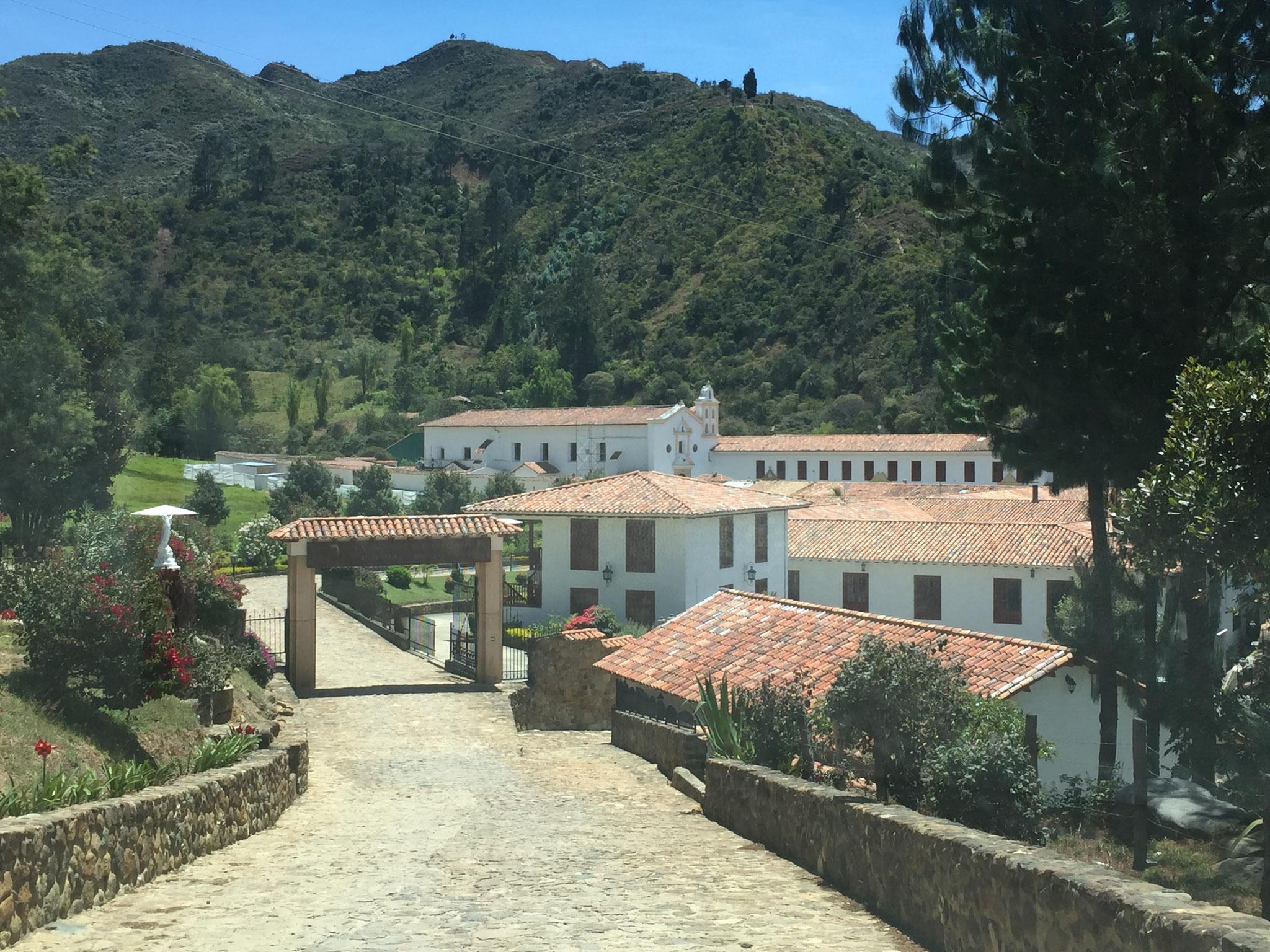 Augustinerkloster San Miguel .....