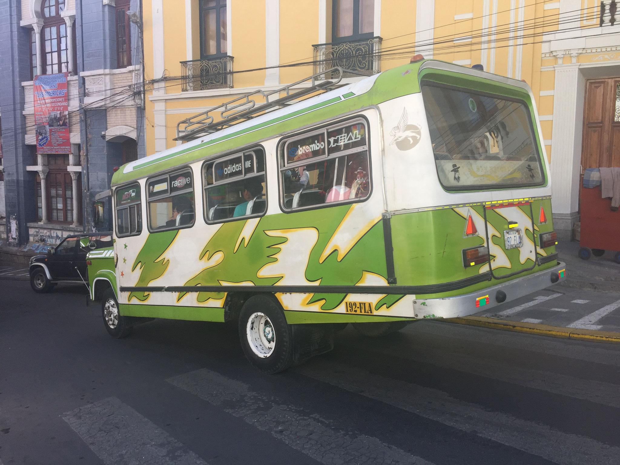 schöne Bussen