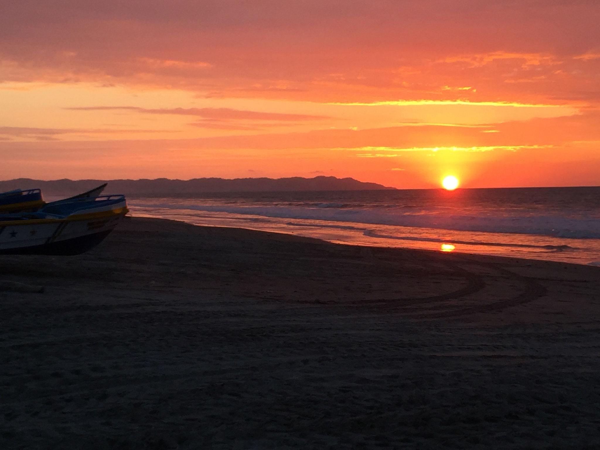 Sonnenuntergang Don Juan