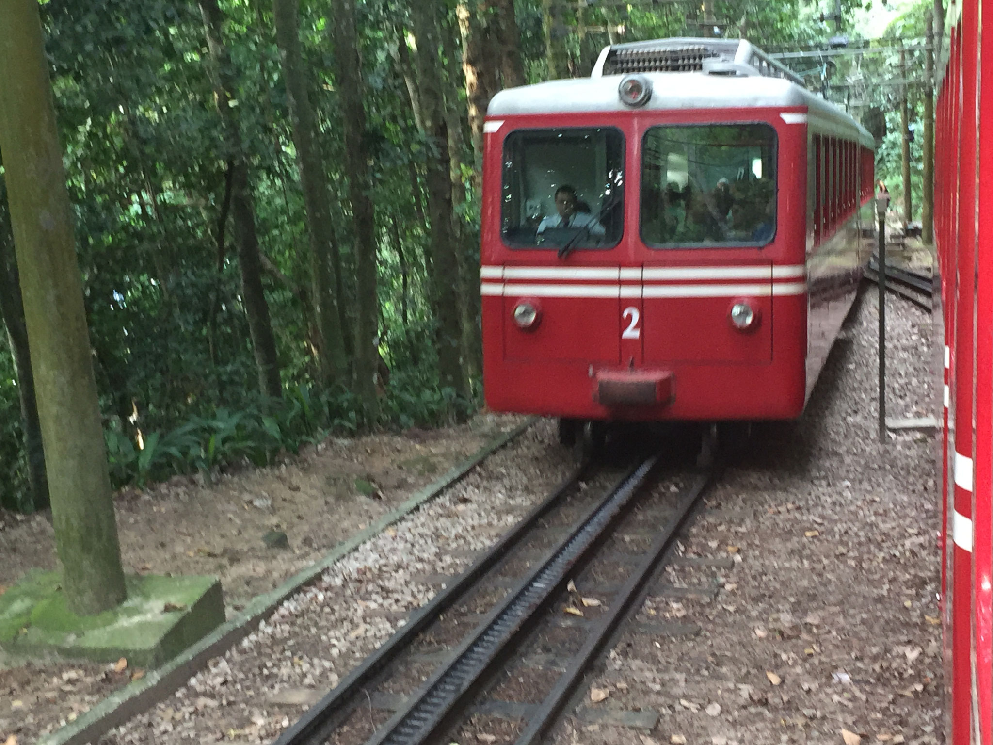 Zahnradbahn auf den Cordoba
