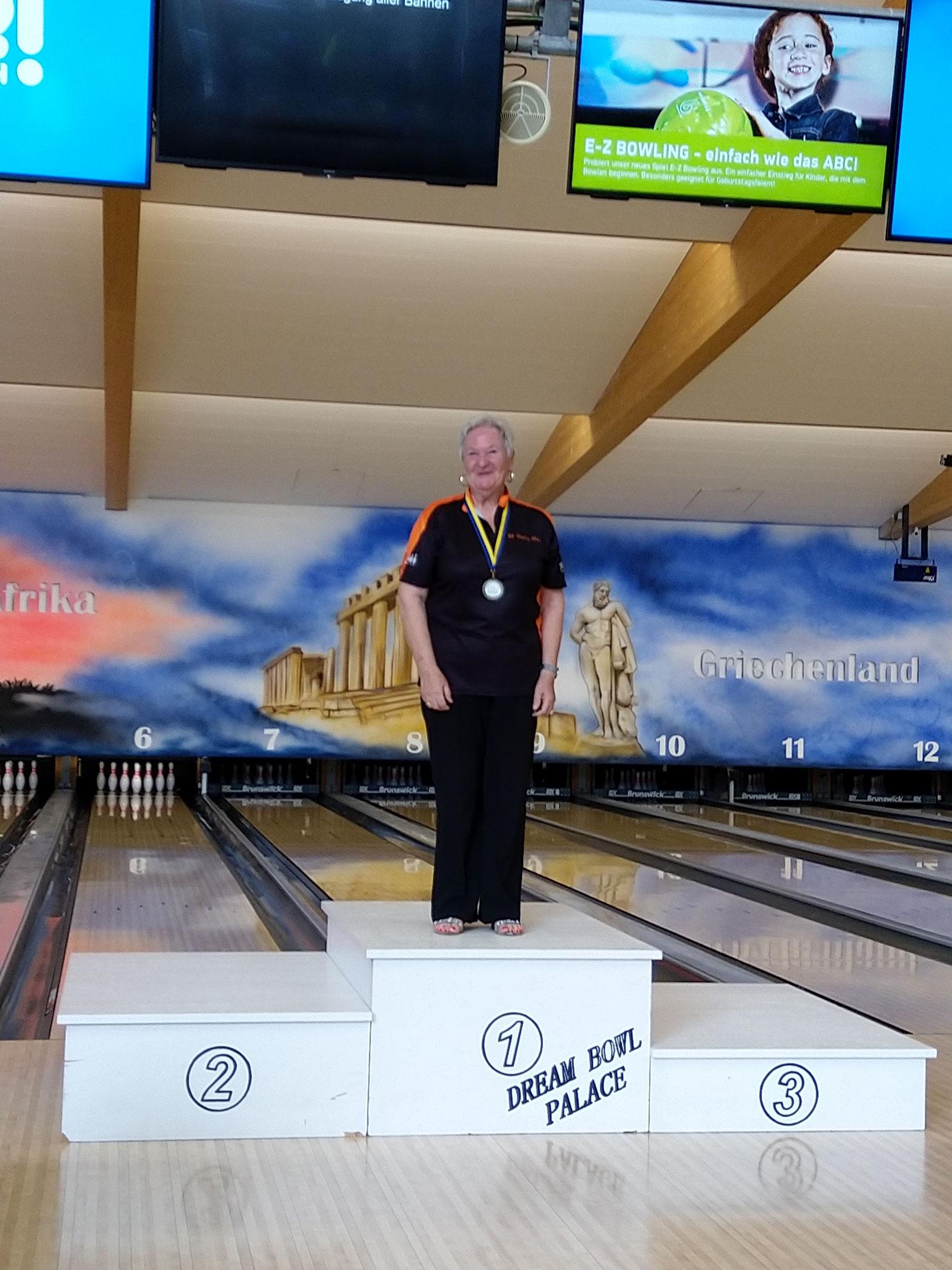 Siegerehrung Seniorinnen C
