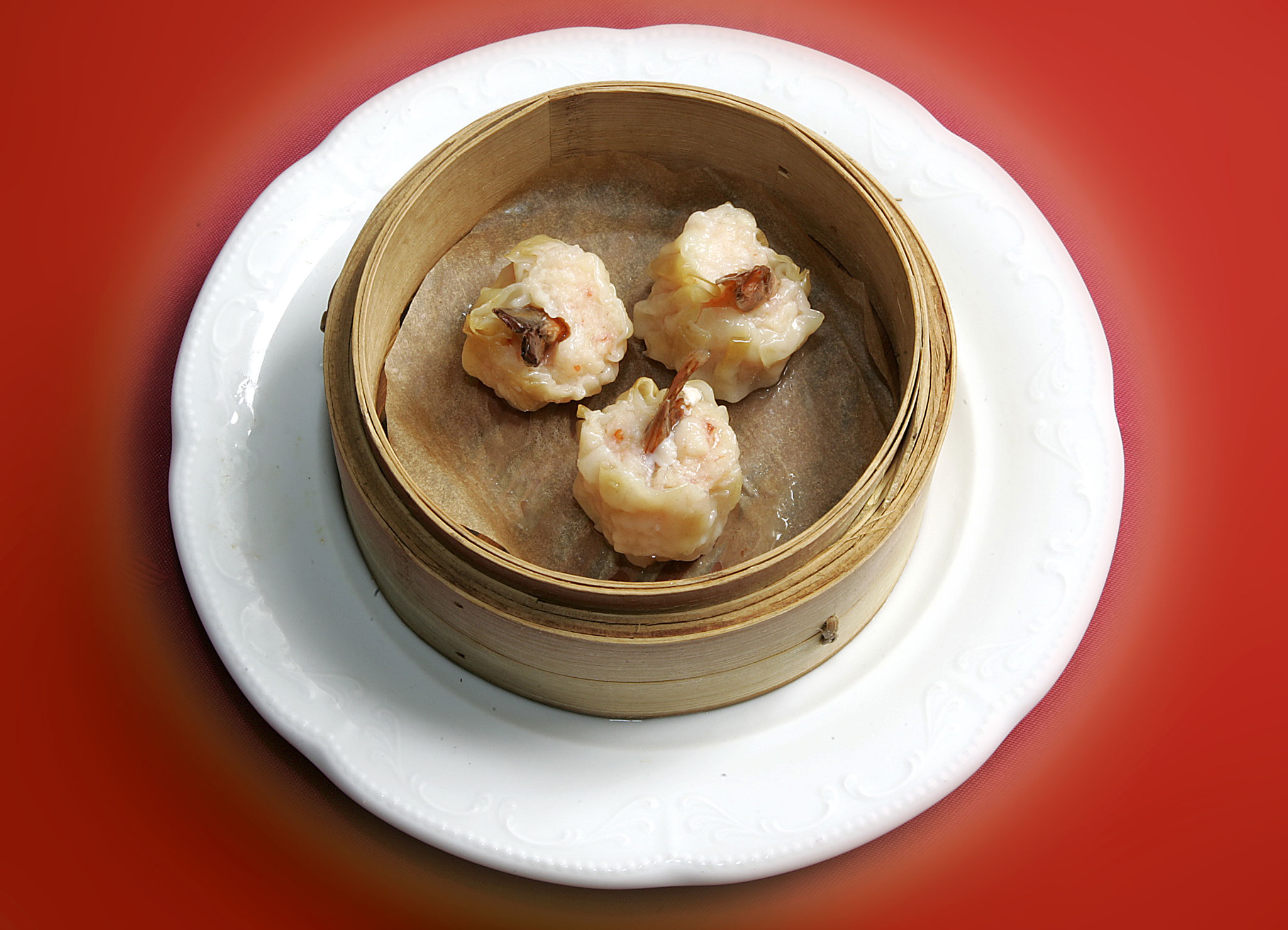 Shrimp Saho-Mai (Steamed Shrimp Dumpling)