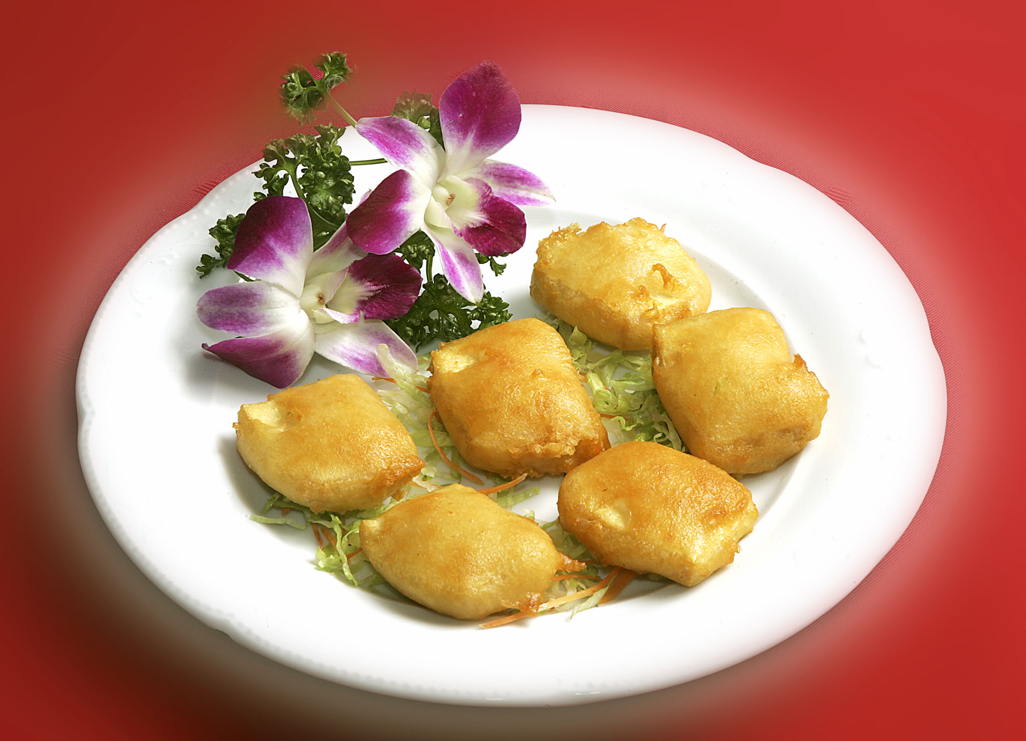 Deepfried Tofu