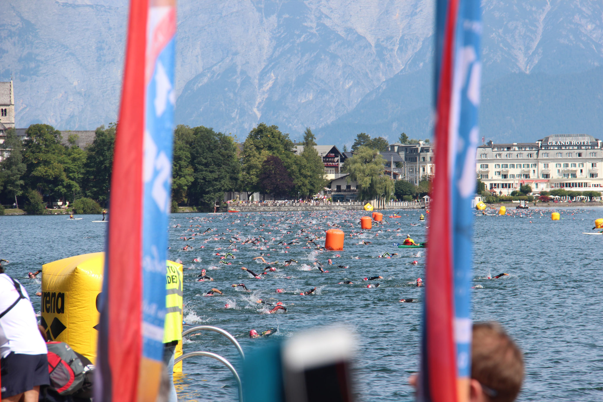 Ironman 70.3 Zell am See 2017