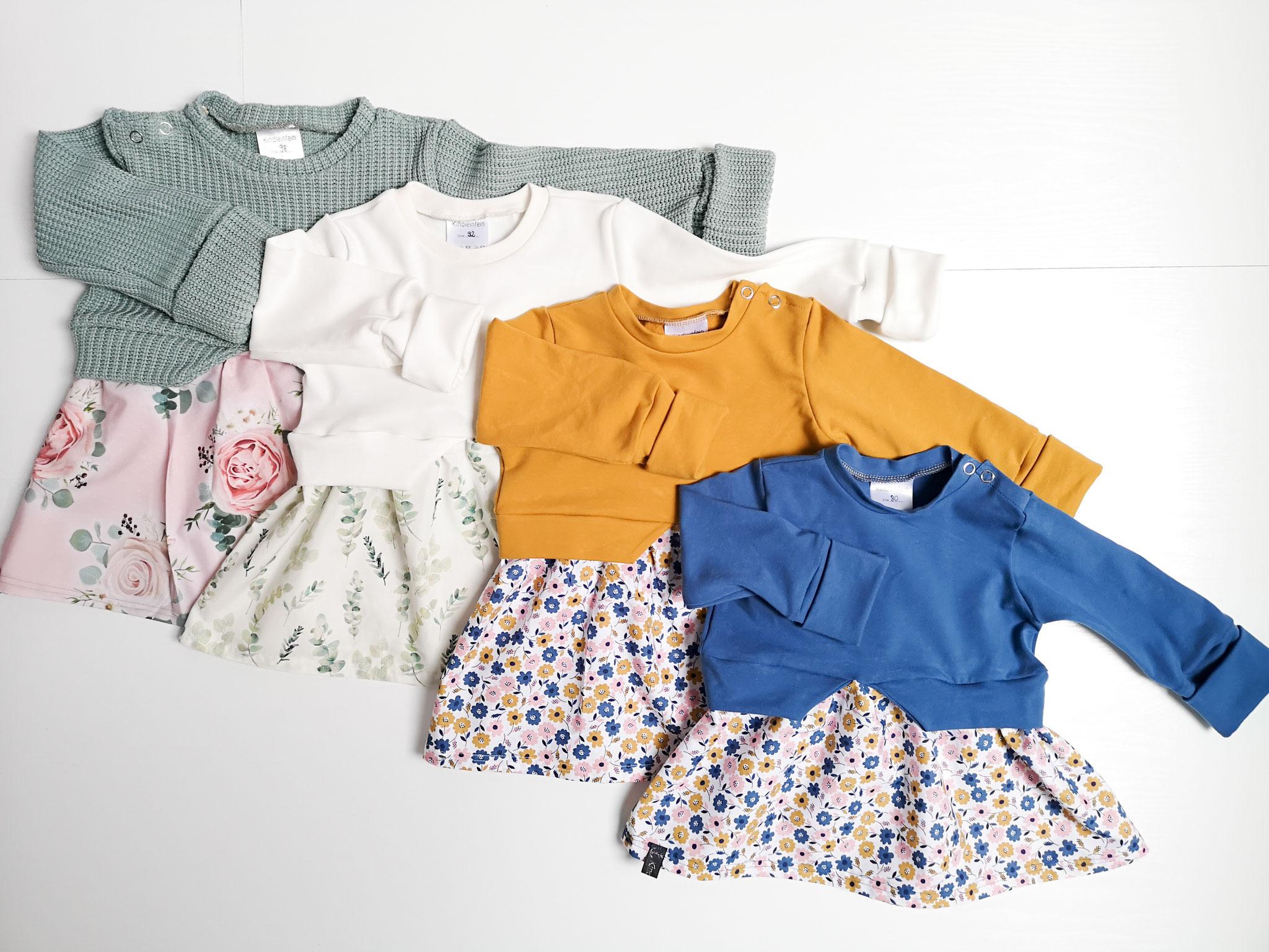 Girly Sweater in vielen Farben