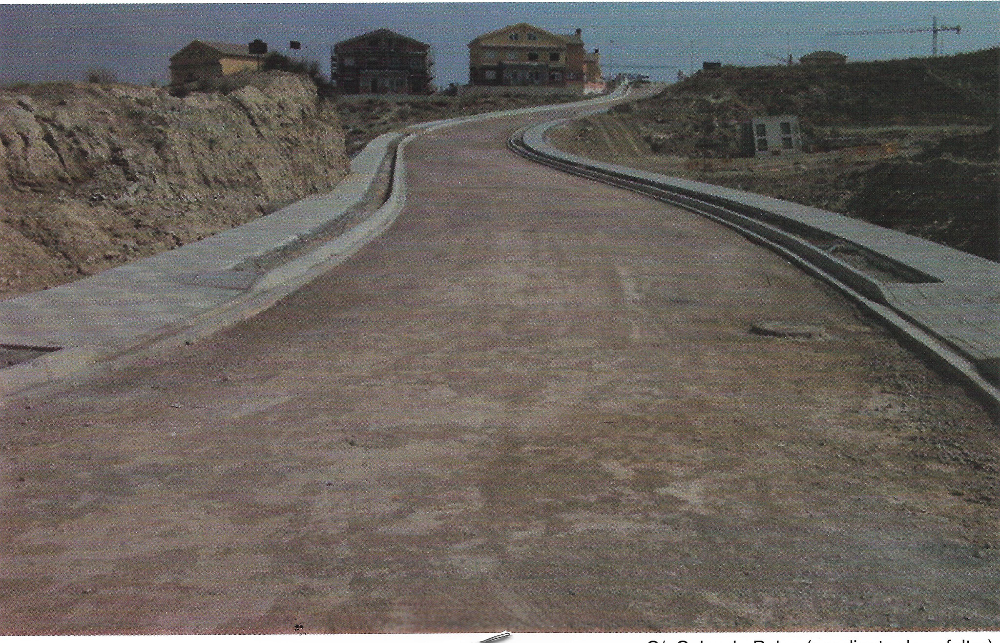 Construcción Calle Cabo de Palos