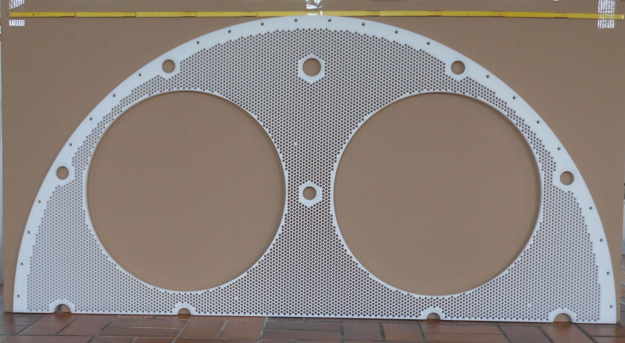 Filtereinsatz POM 25mm