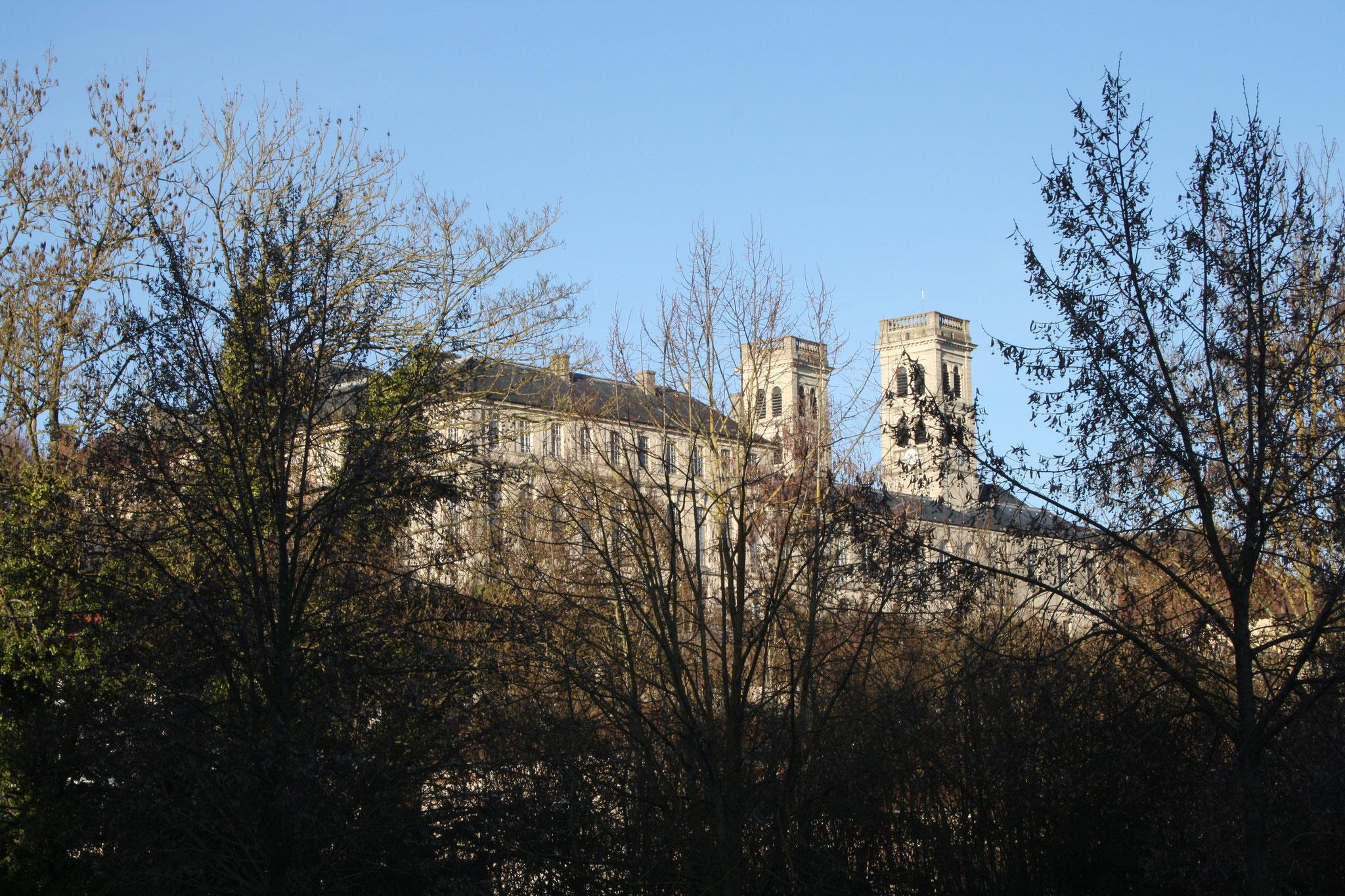 Cathédrale Notre-Dame de Verdun. Gîte des Palots-Verdun-Meuse