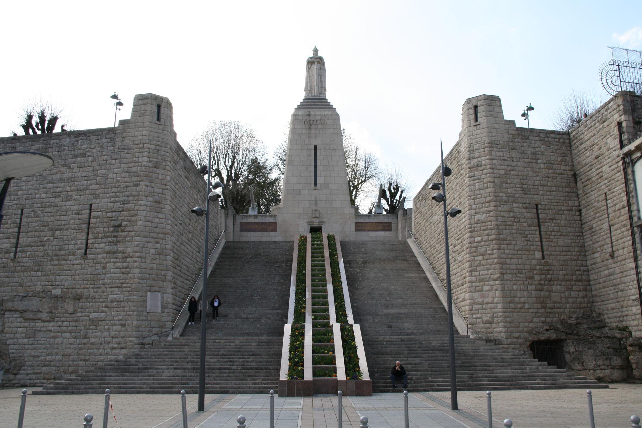monument à la Victoire-Verdun-Meuse
