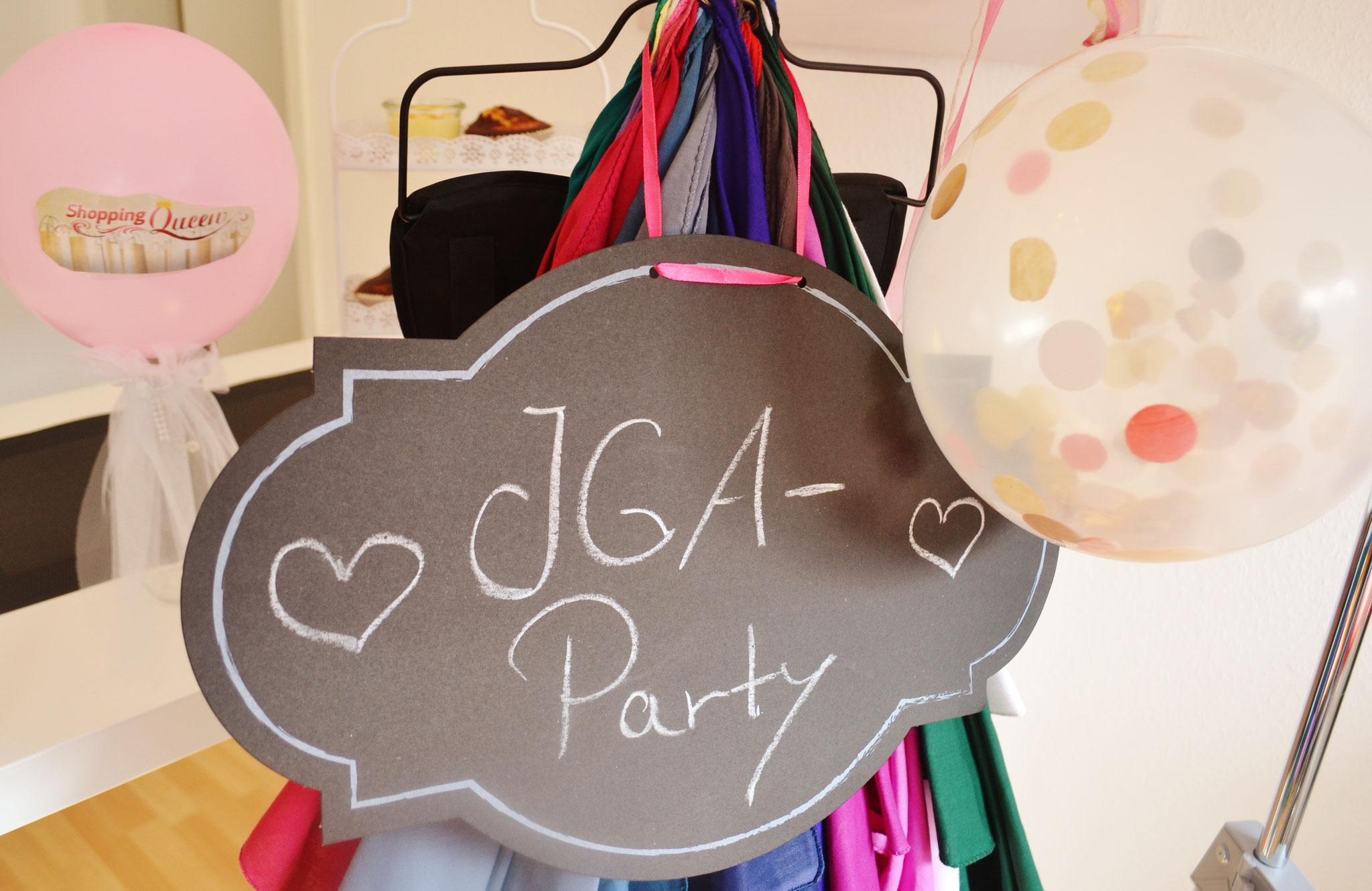 JGA-Party Styling-Event Mainz, Koblenz, Alzey, Kibo, RLP, Hessen