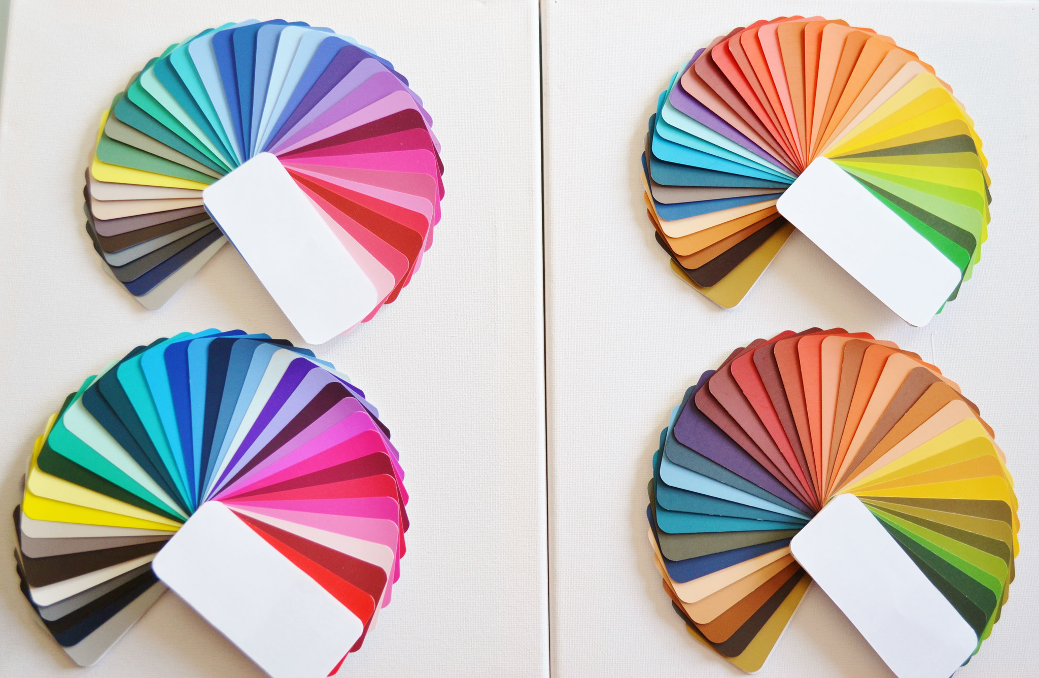 Welche Farben passen zu mir?