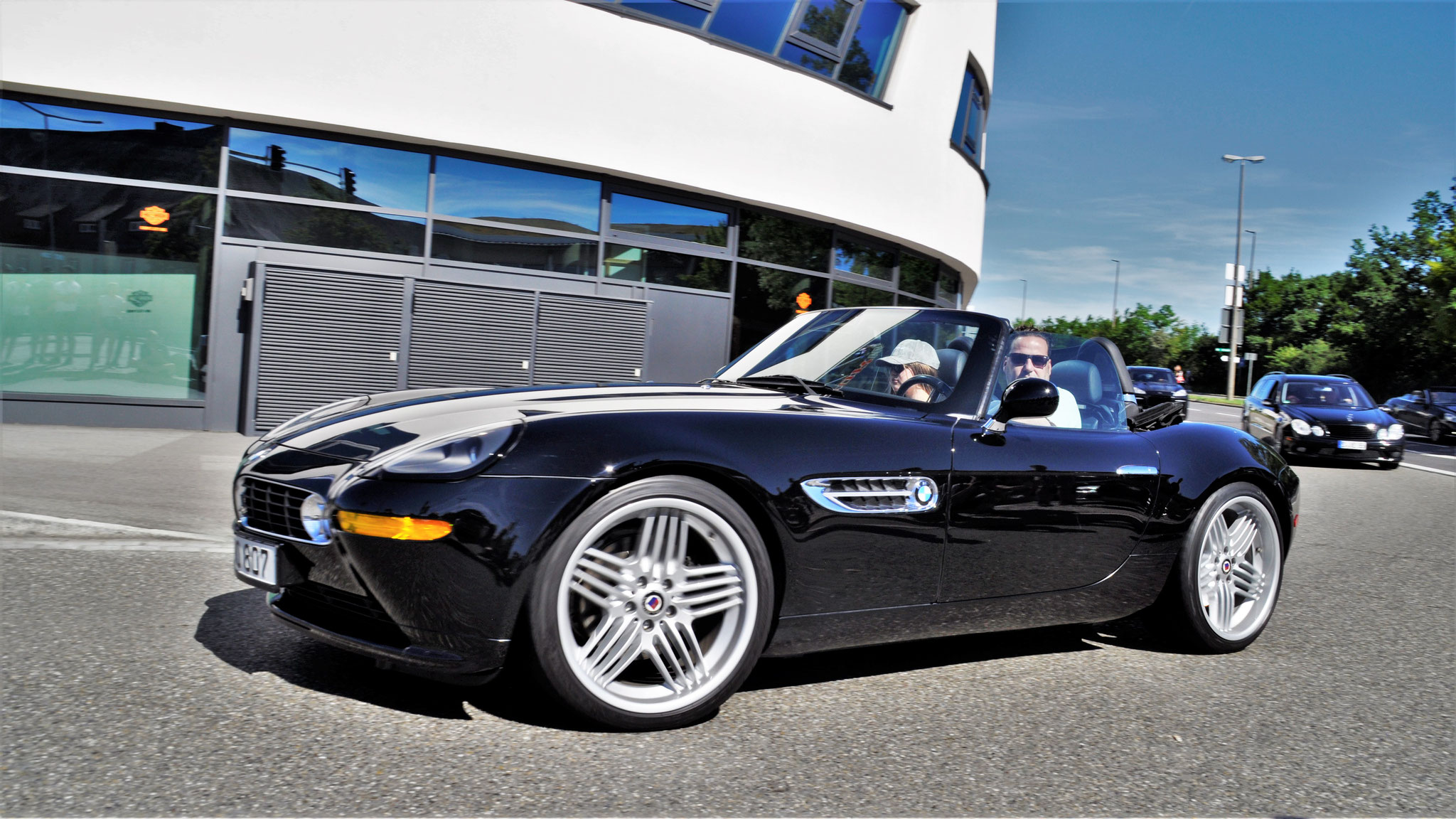 BMW Z8 Alpina Roadster V8 - S-MO-807