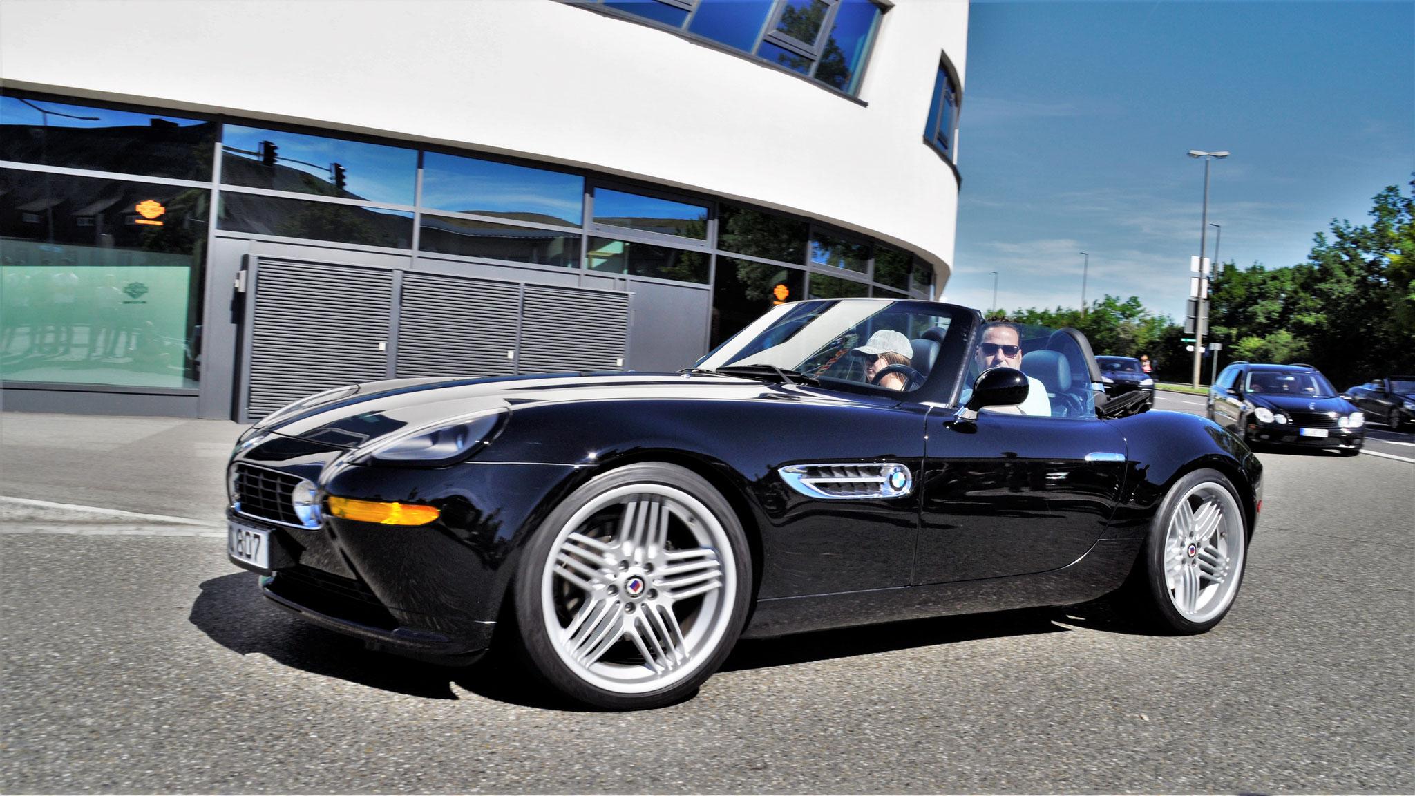 BMW Z8 Alpina Roadster V8 - S-MO-807