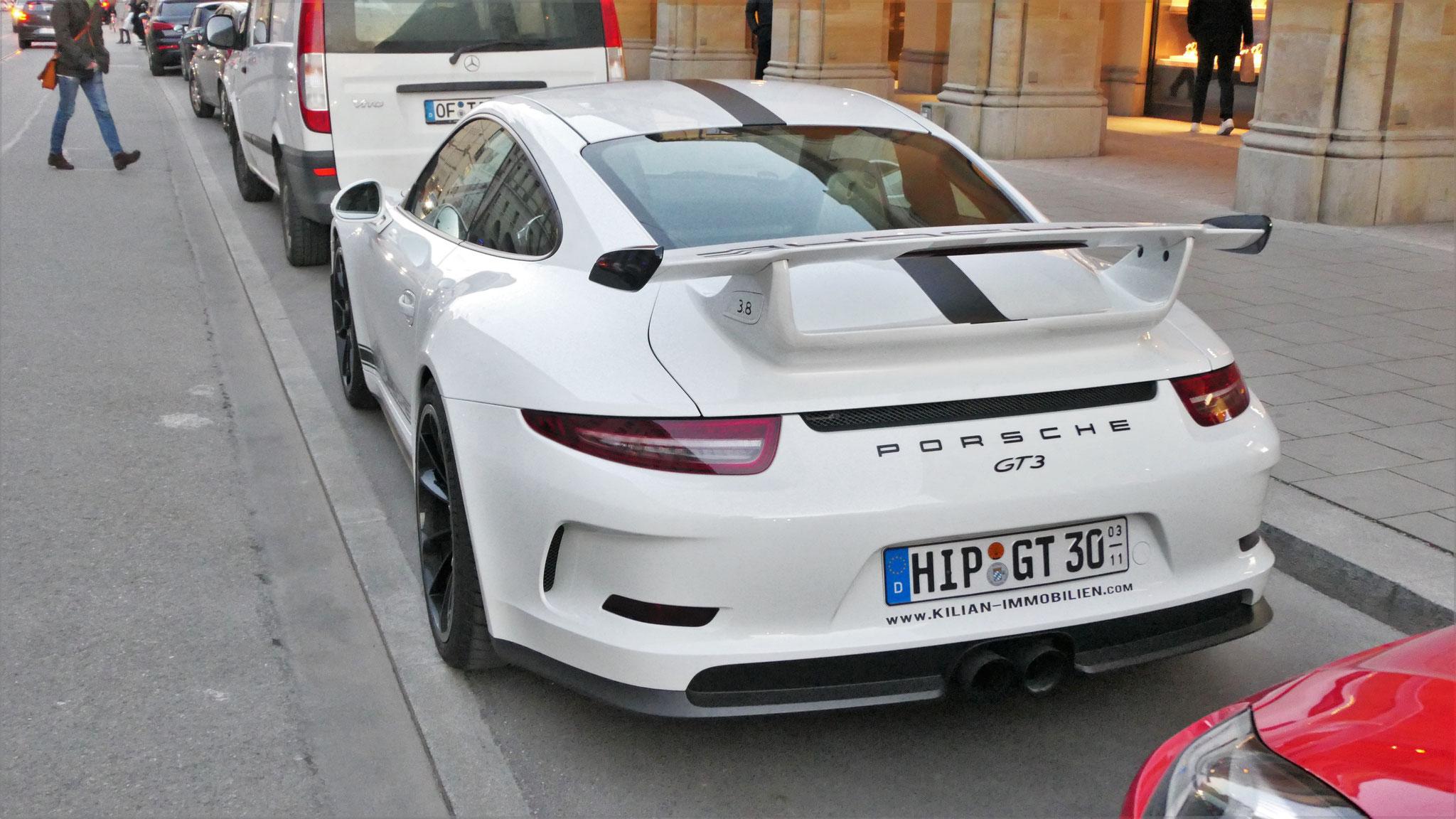 Porsche 991 GT3 - HIP-GT-30