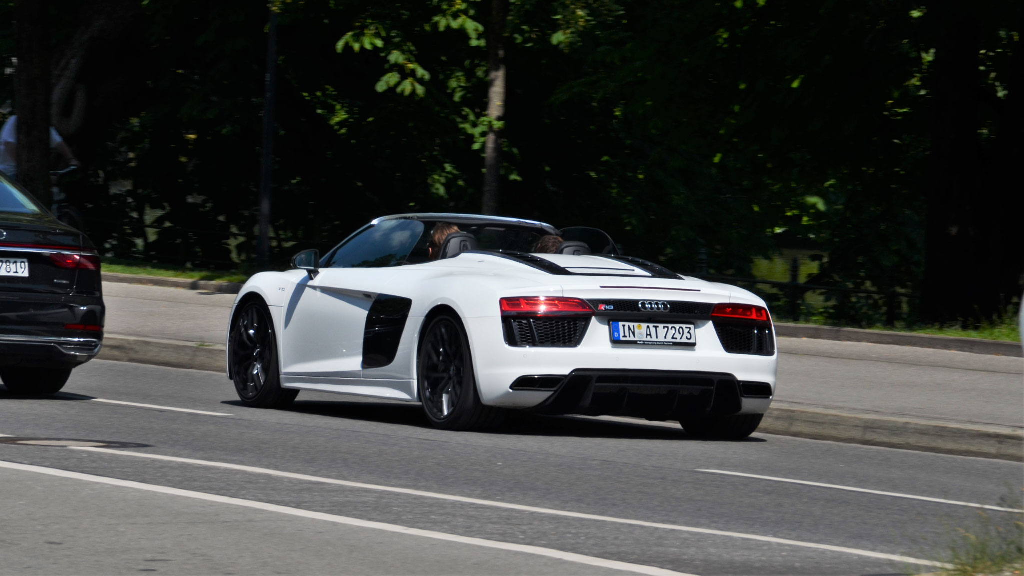 Audi R8 V10 Spyder - IN-AT-7293