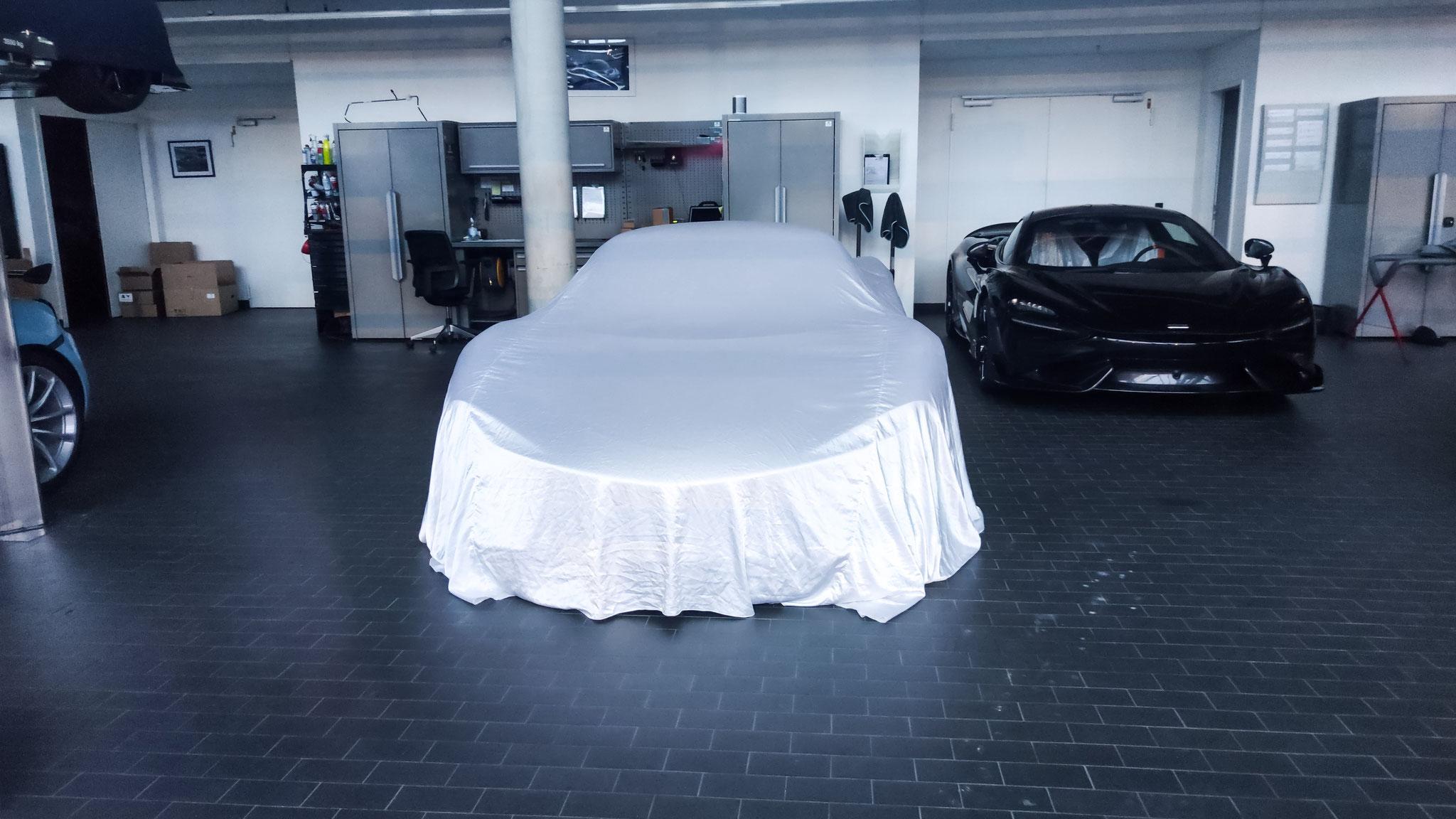 McLaren Speedtail (black)