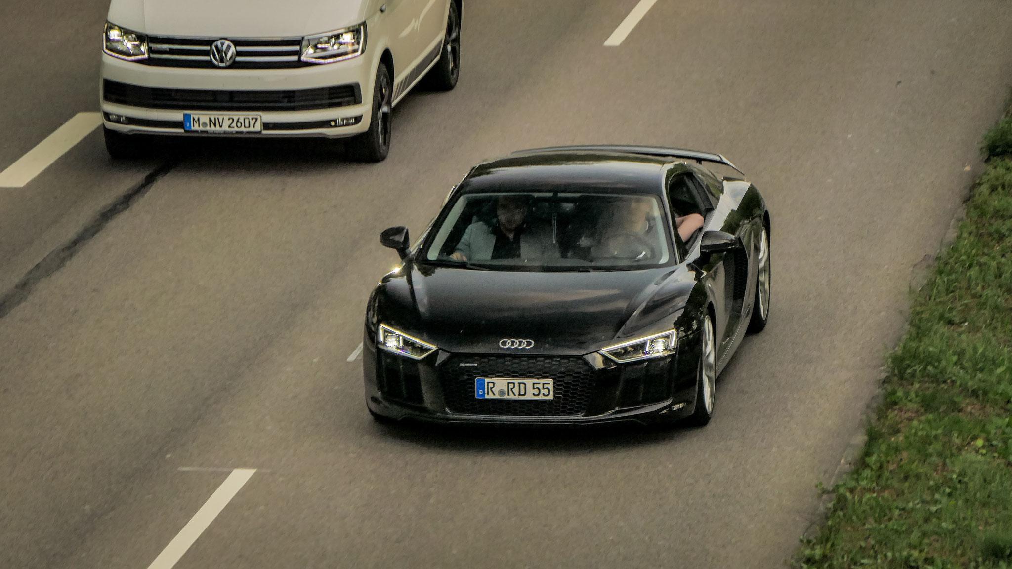 Audi R8 V10 - R-RD-55