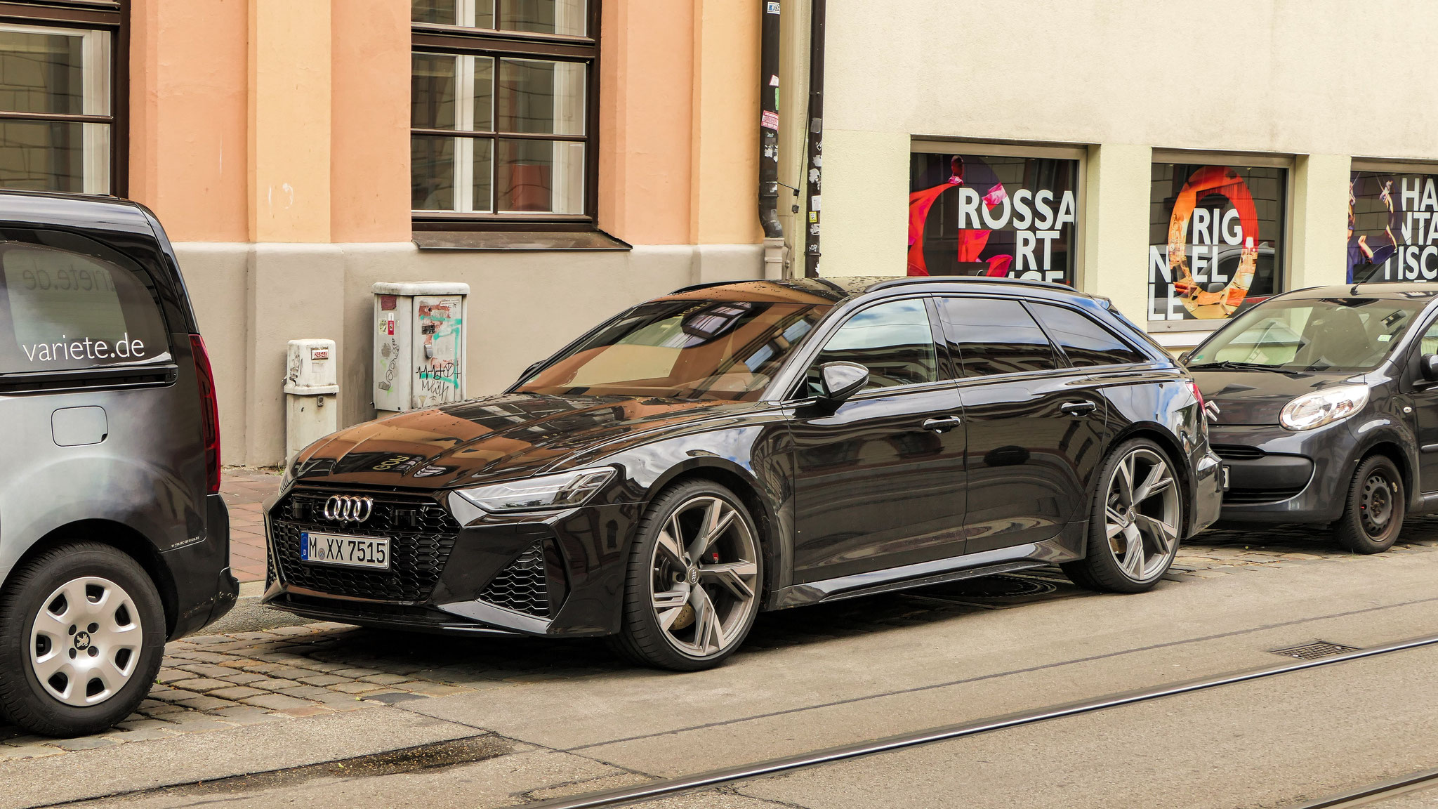 Audi RS6 - M-XX-7515