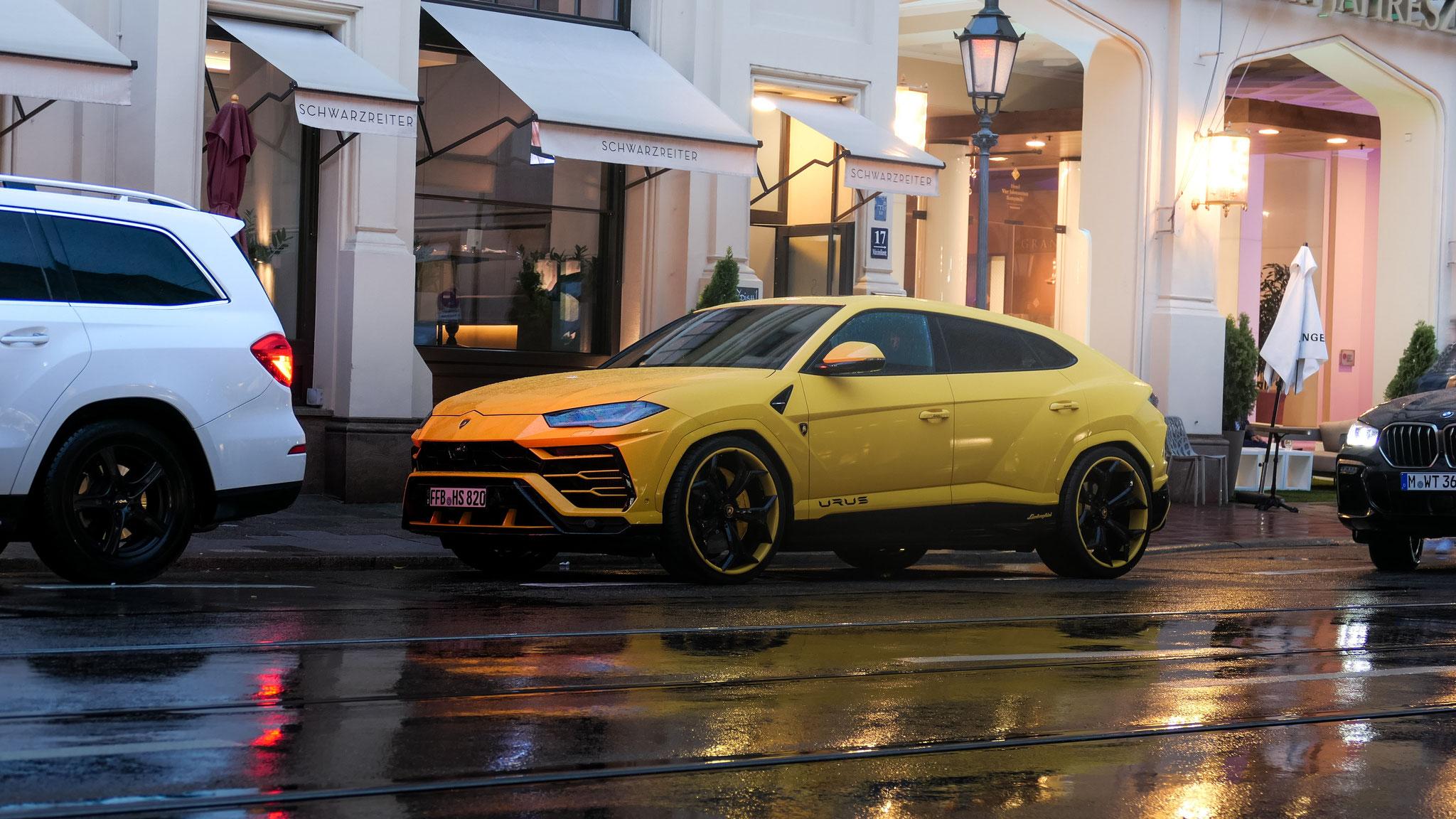 Lamborghini Urus - FFB-HS-820