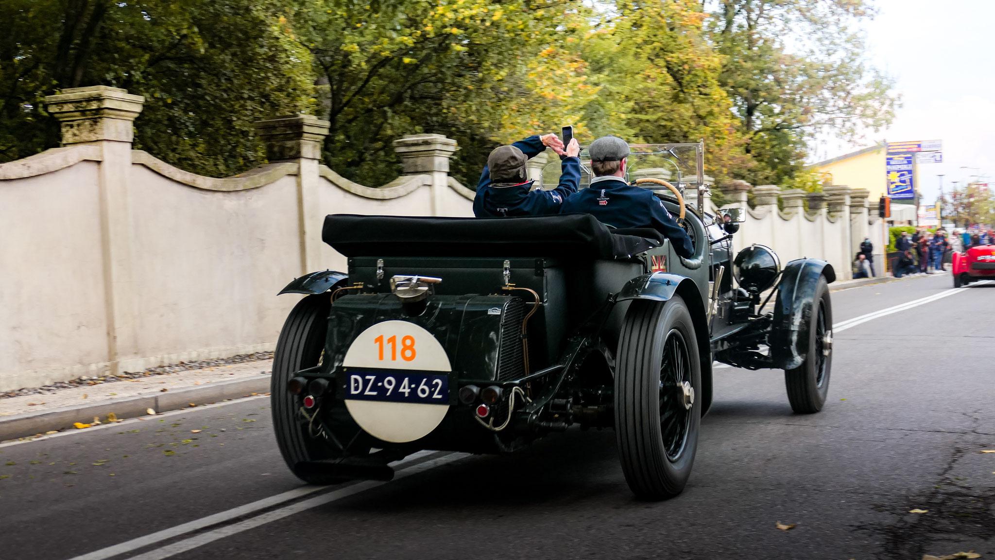 Bentley Speed 8 Le Mans - DZ-94-62 (NED)