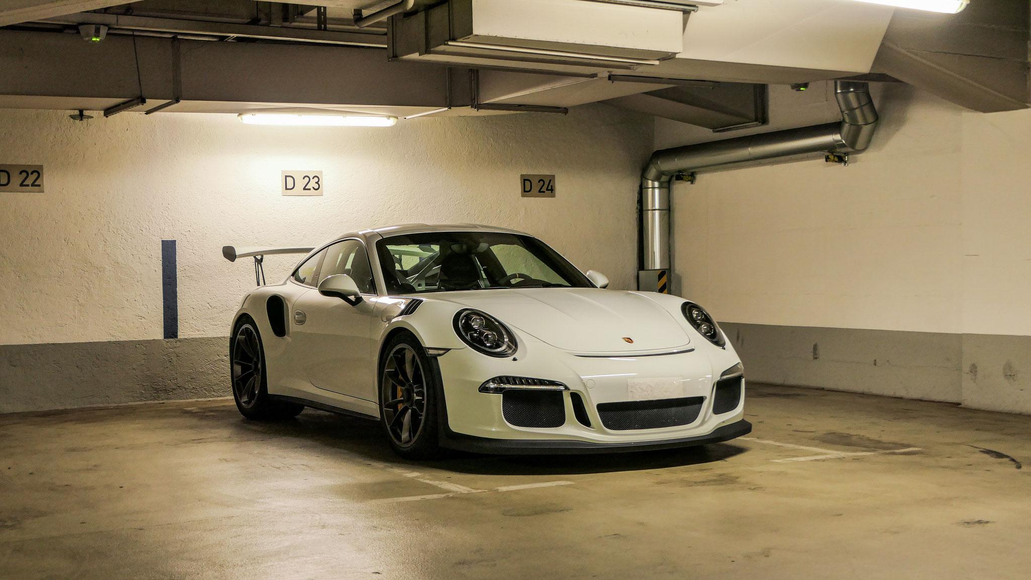 Porsche 911 GT3 RS - LL-PC-91