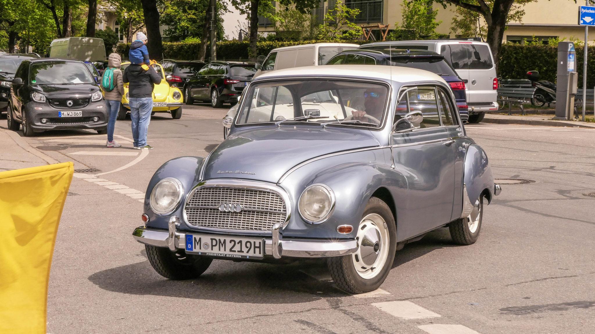 Audi 1000 SaxOmat - M-PM-219H