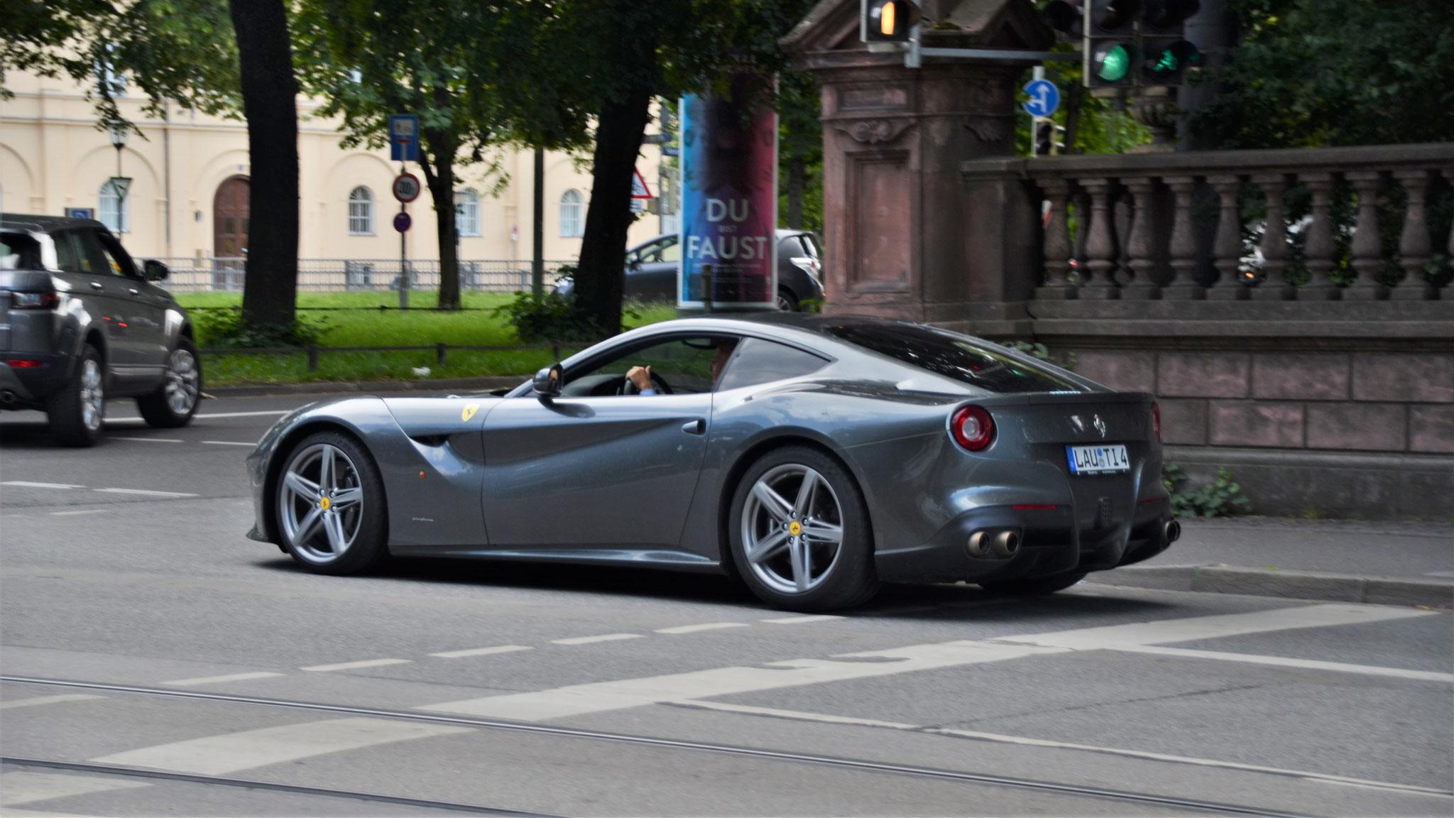 Ferrari F12 Berlinetta - LAU-TI-4